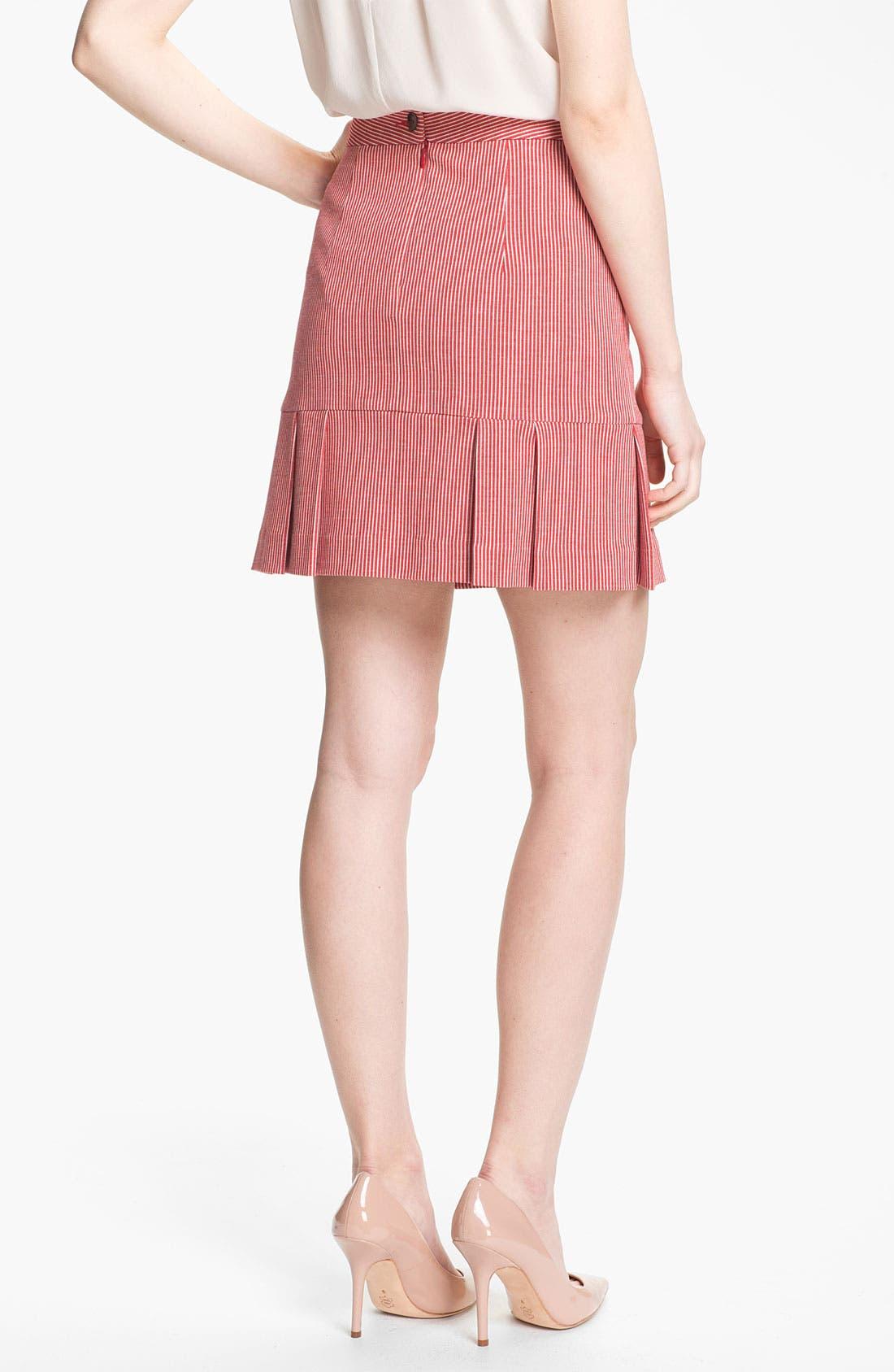 Alternate Image 2  - Nanette Lepore 'Lasso' Skirt