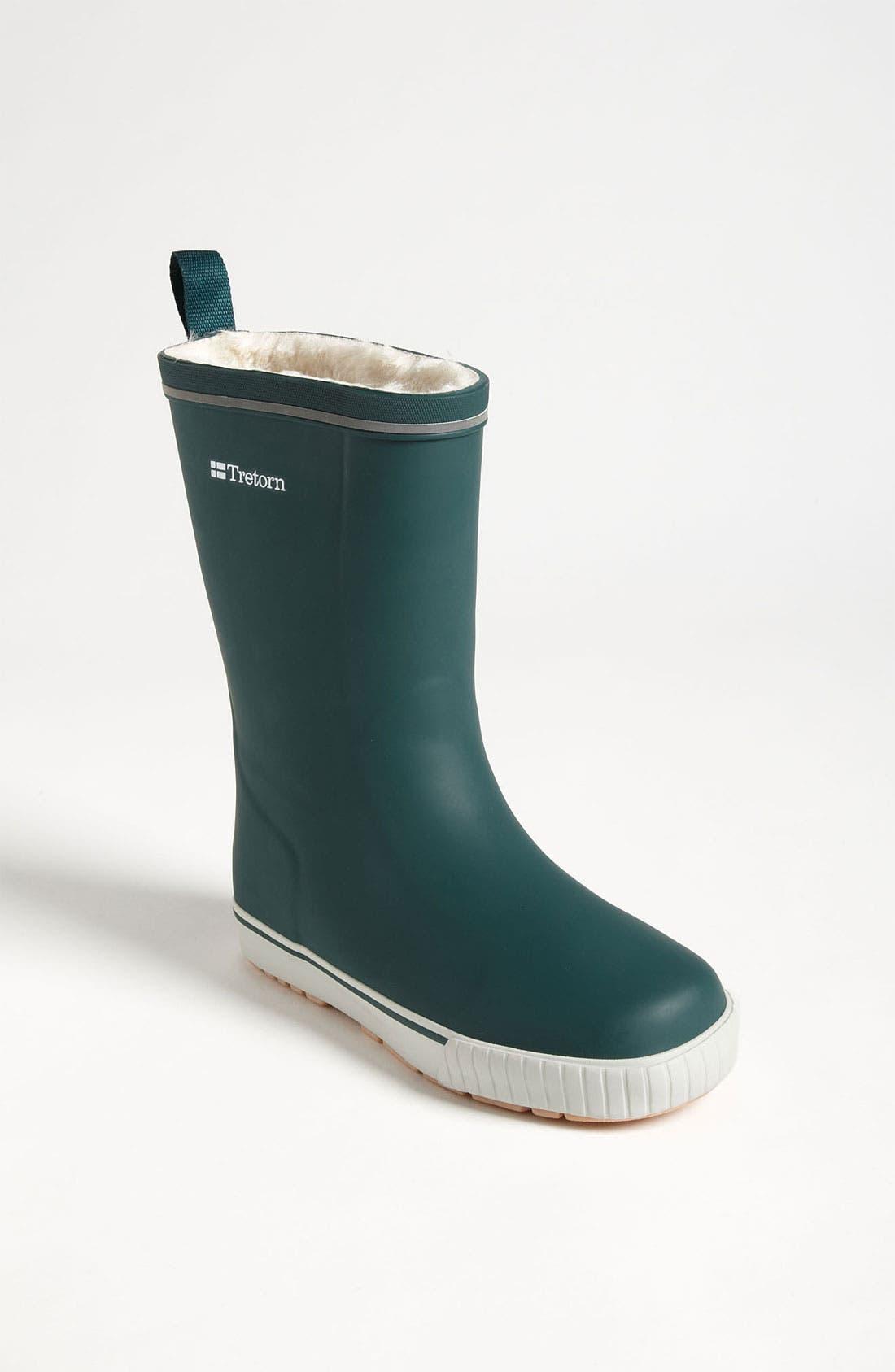 Alternate Image 1 Selected - Tretorn 'Skerry Vinter' Rain Boot (Women)