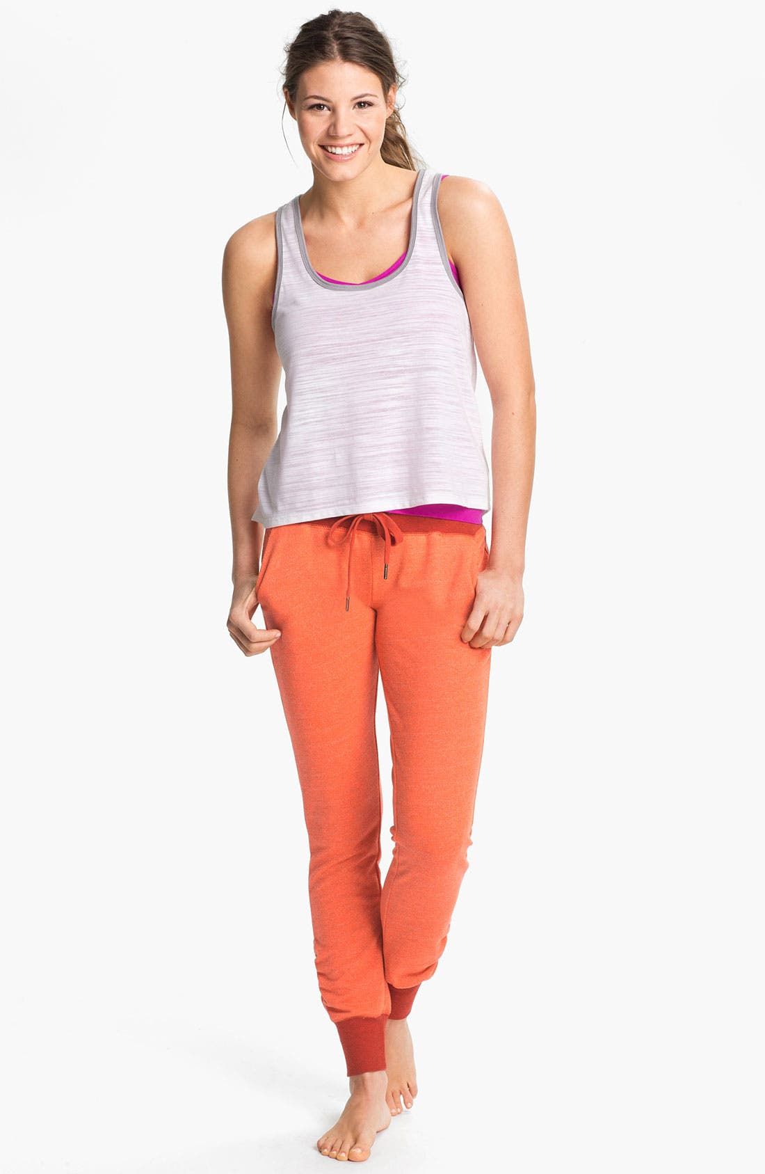 Alternate Image 4  - Unit-Y Heathered Sweatpants