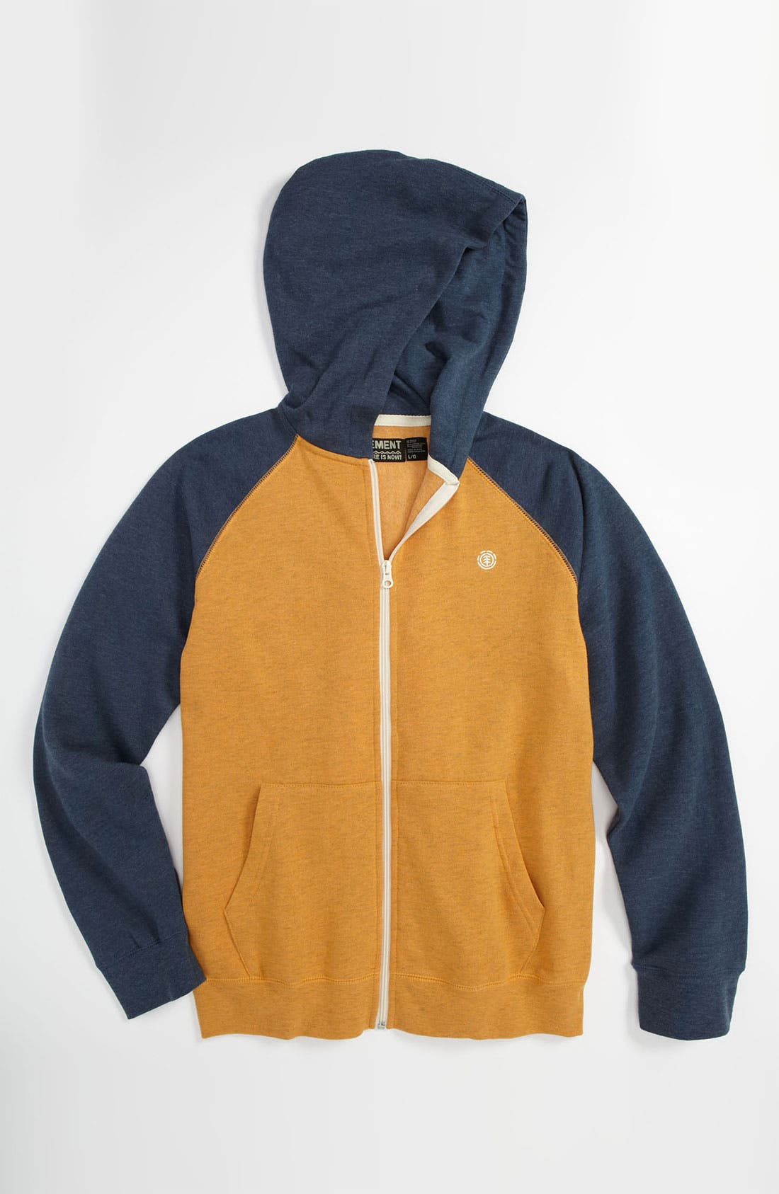 Alternate Image 1 Selected - Element 'Vermont' Hoodie (Big Boys)