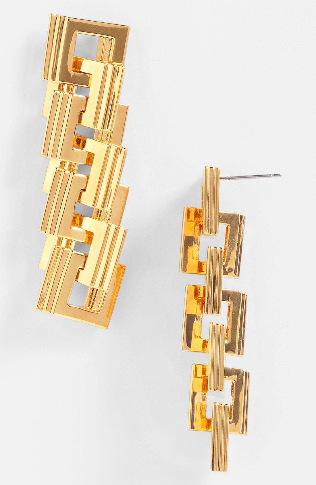 Alternate Image 1 Selected - Eddie Borgo Helix Link Earrings
