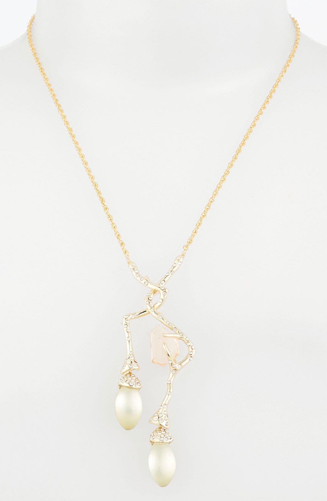 Main Image - Alexis Bittar 'Lucite® - Ophelia' Vine Pendant Necklace