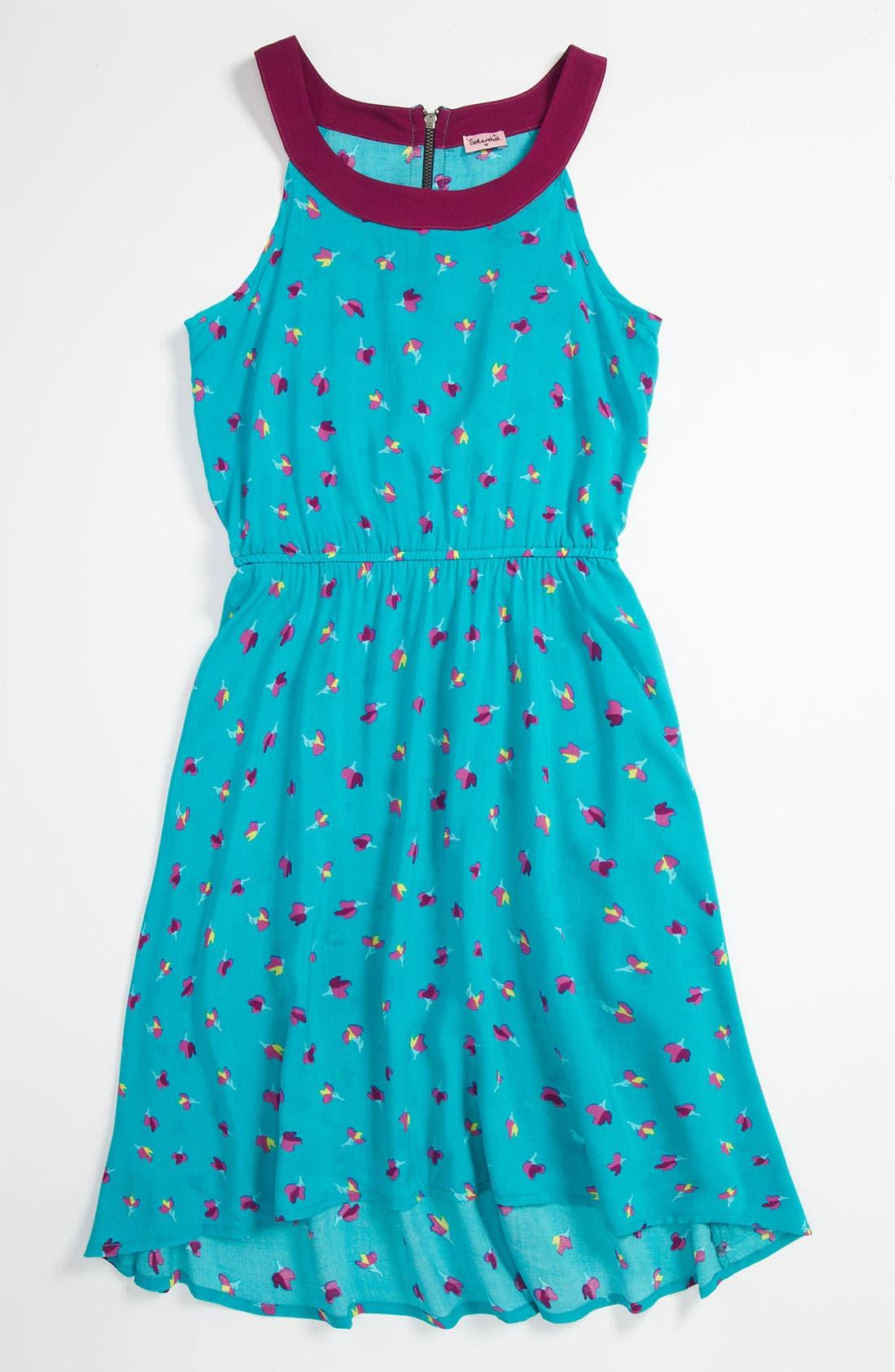 Alternate Image 1 Selected - Splendid 'Parisian Tulip' Dress (Big Girls)