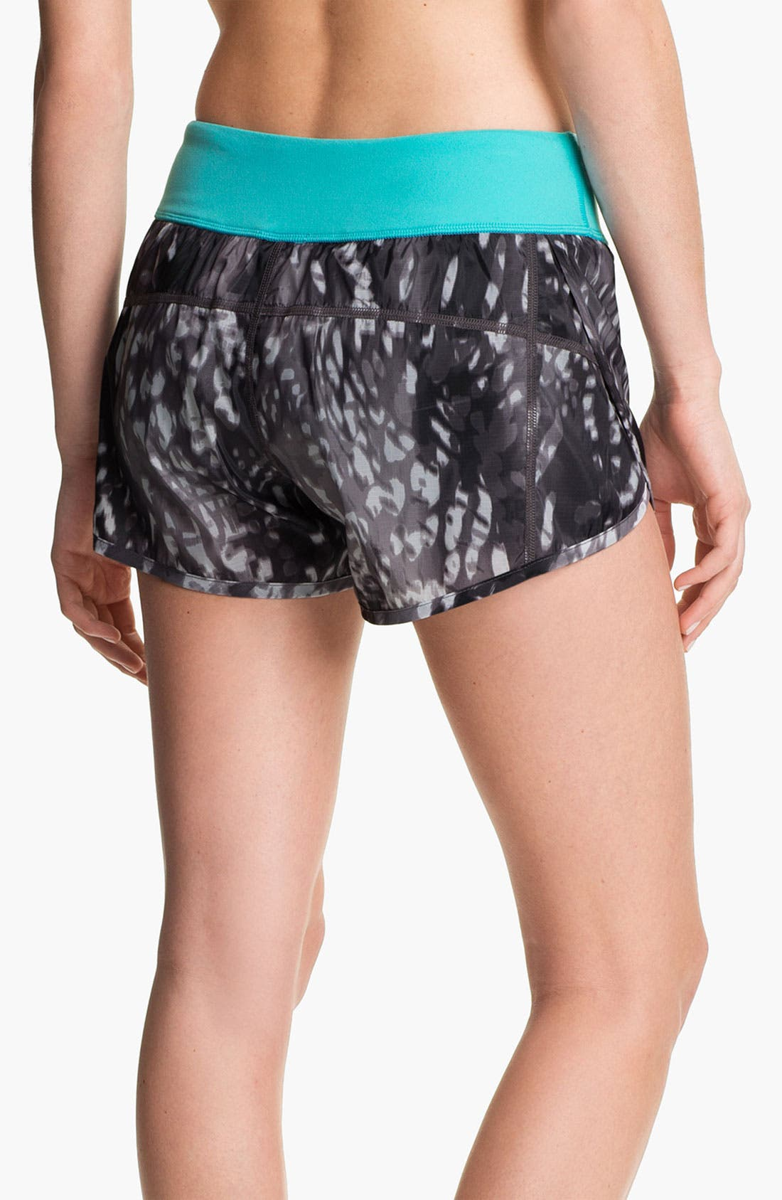Alternate Image 2  - Zella 'Sprint' Print Running Shorts