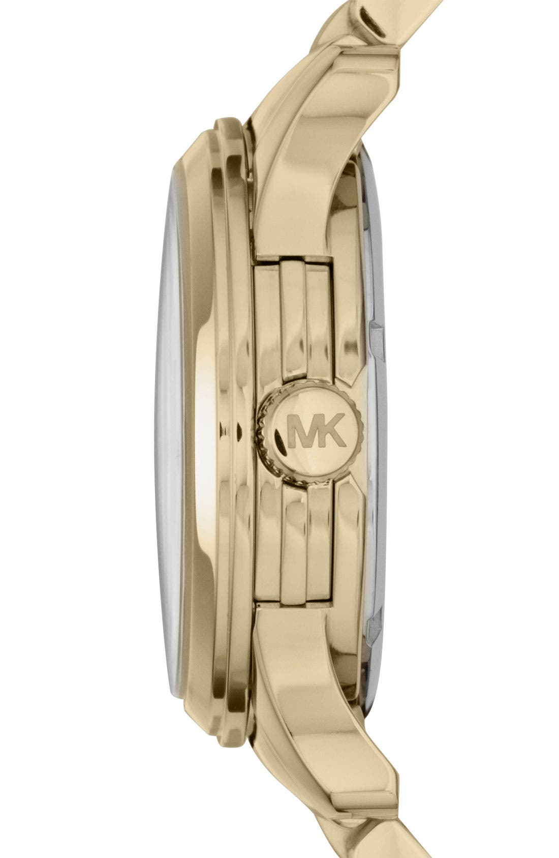 Alternate Image 2  - Michael Kors 'Runway' Crystal Dial Bracelet Watch