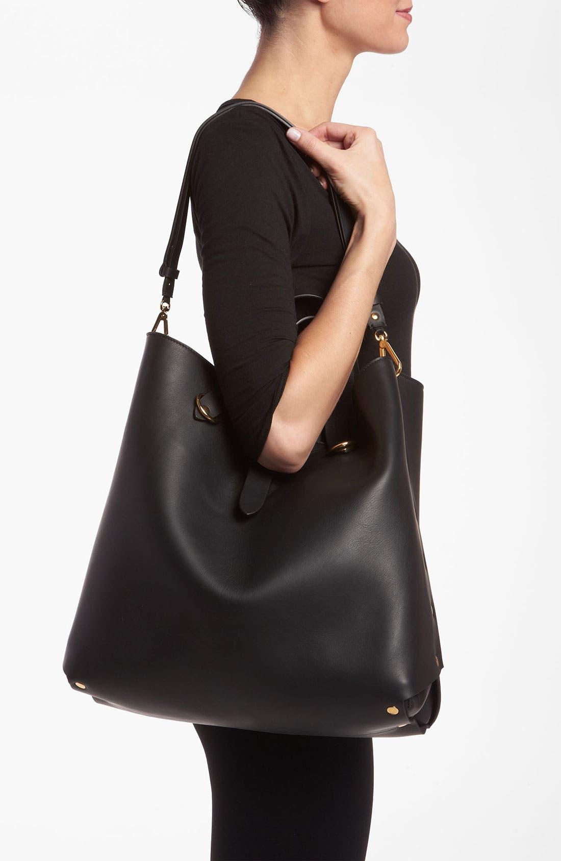 Alternate Image 2  - Marni 'Large' Studded Leather Tote