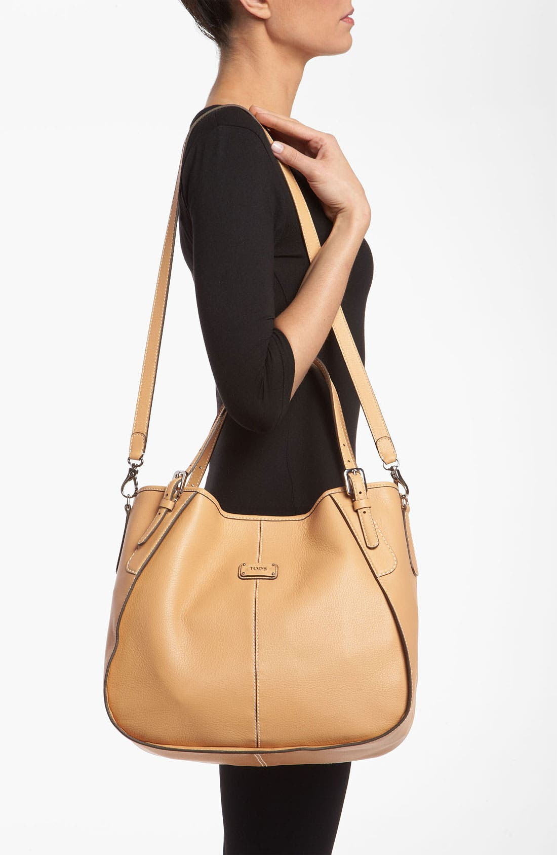 Alternate Image 2  - Tod's 'New G - Medium' Leather Shoulder Bag