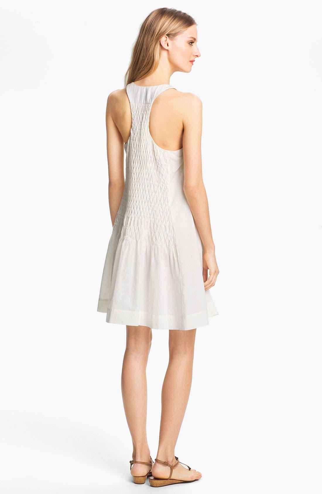 Alternate Image 2  - rag & bone 'Ivette' Racerback Dress