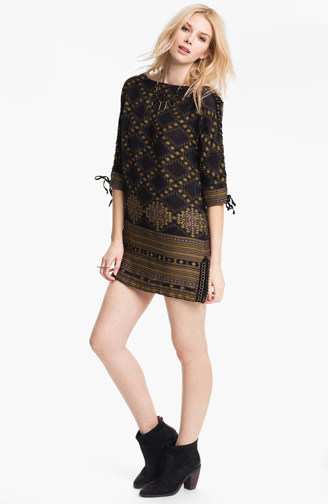 Alternate Image 1 Selected - Free People 'New Romantics Stole My Heart' Dress