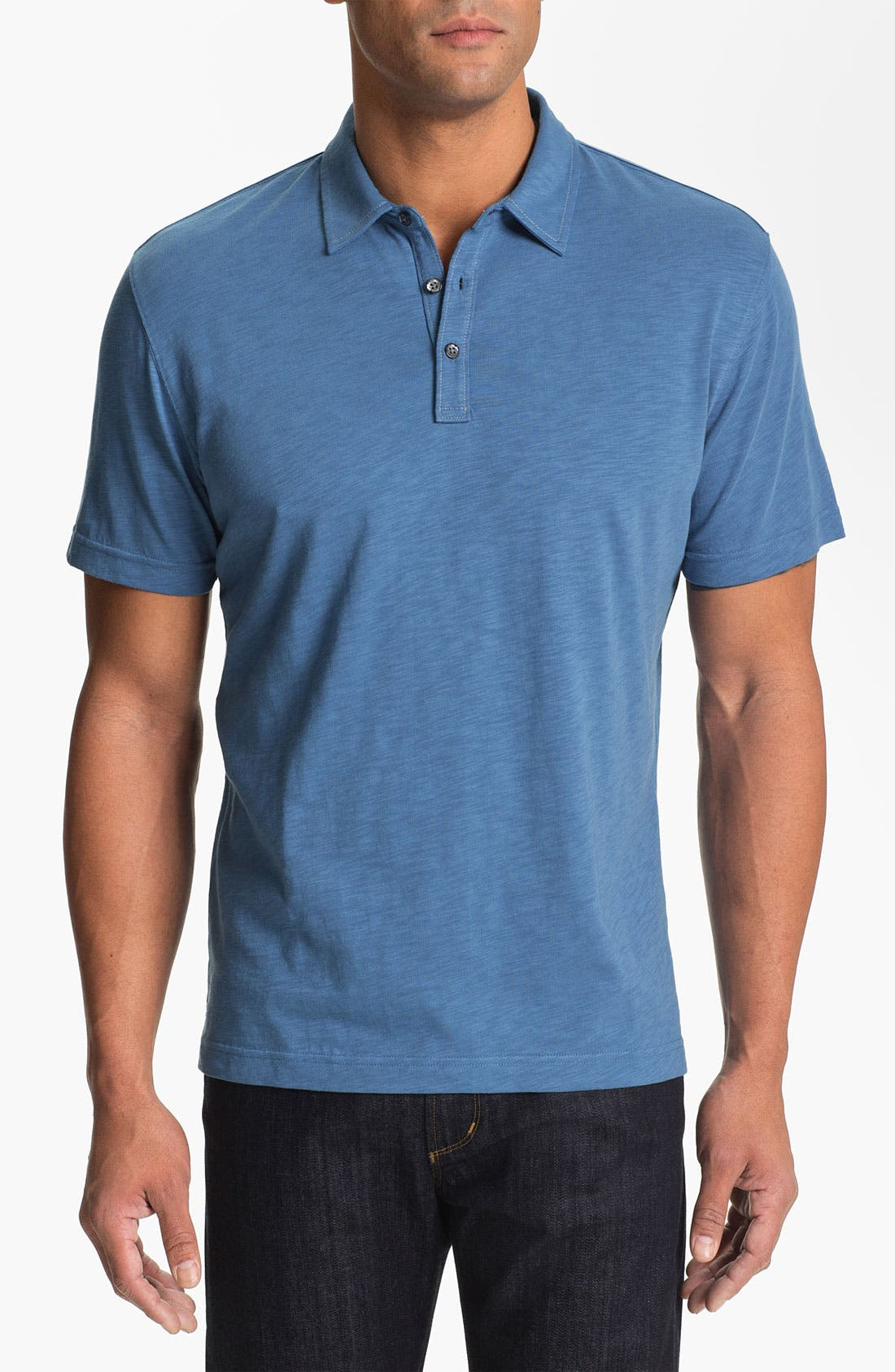 Alternate Image 1 Selected - Robert Barakett 'Miami' Regular Fit Polo