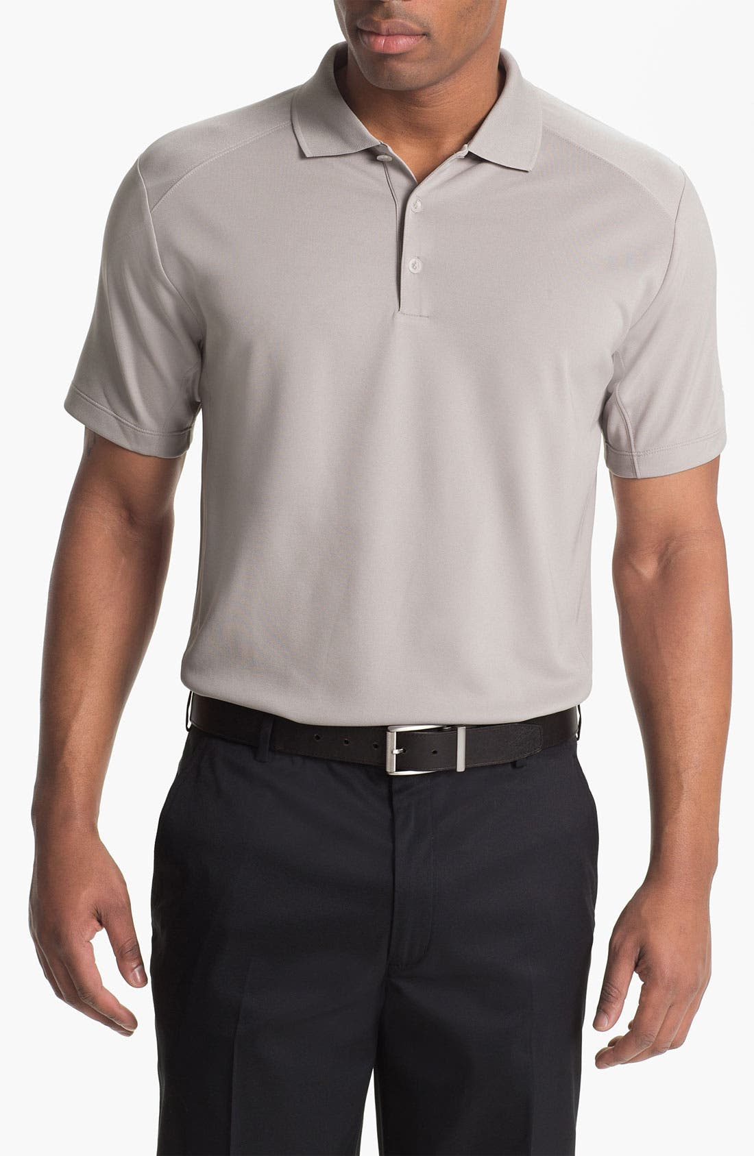 Alternate Image 1 Selected - Nike Dri-FIT 'Victory' Golf Polo (Online Only)