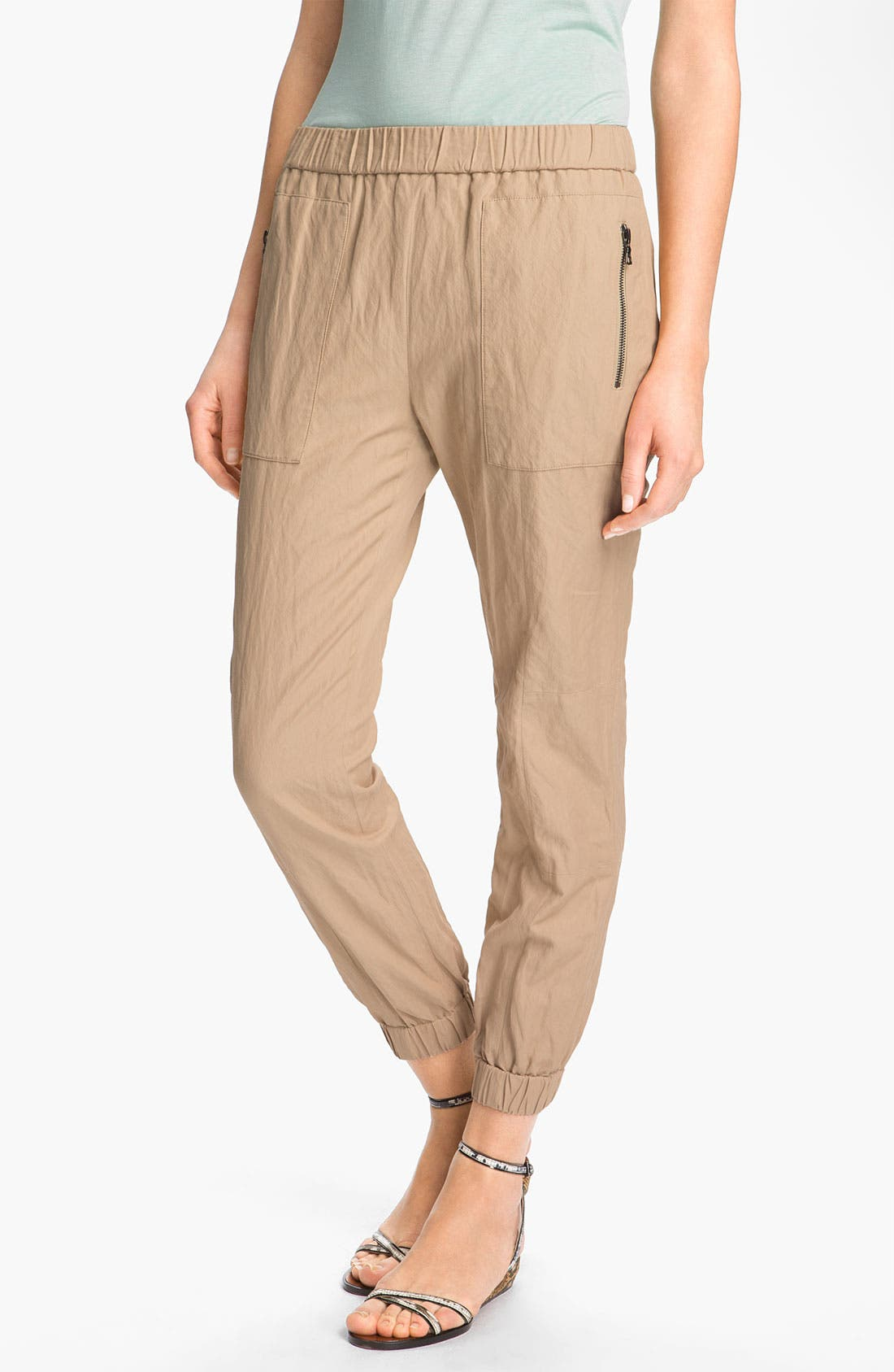 Alternate Image 1 Selected - J Brand Ready-to-Wear 'Garbo' Tapered Pants