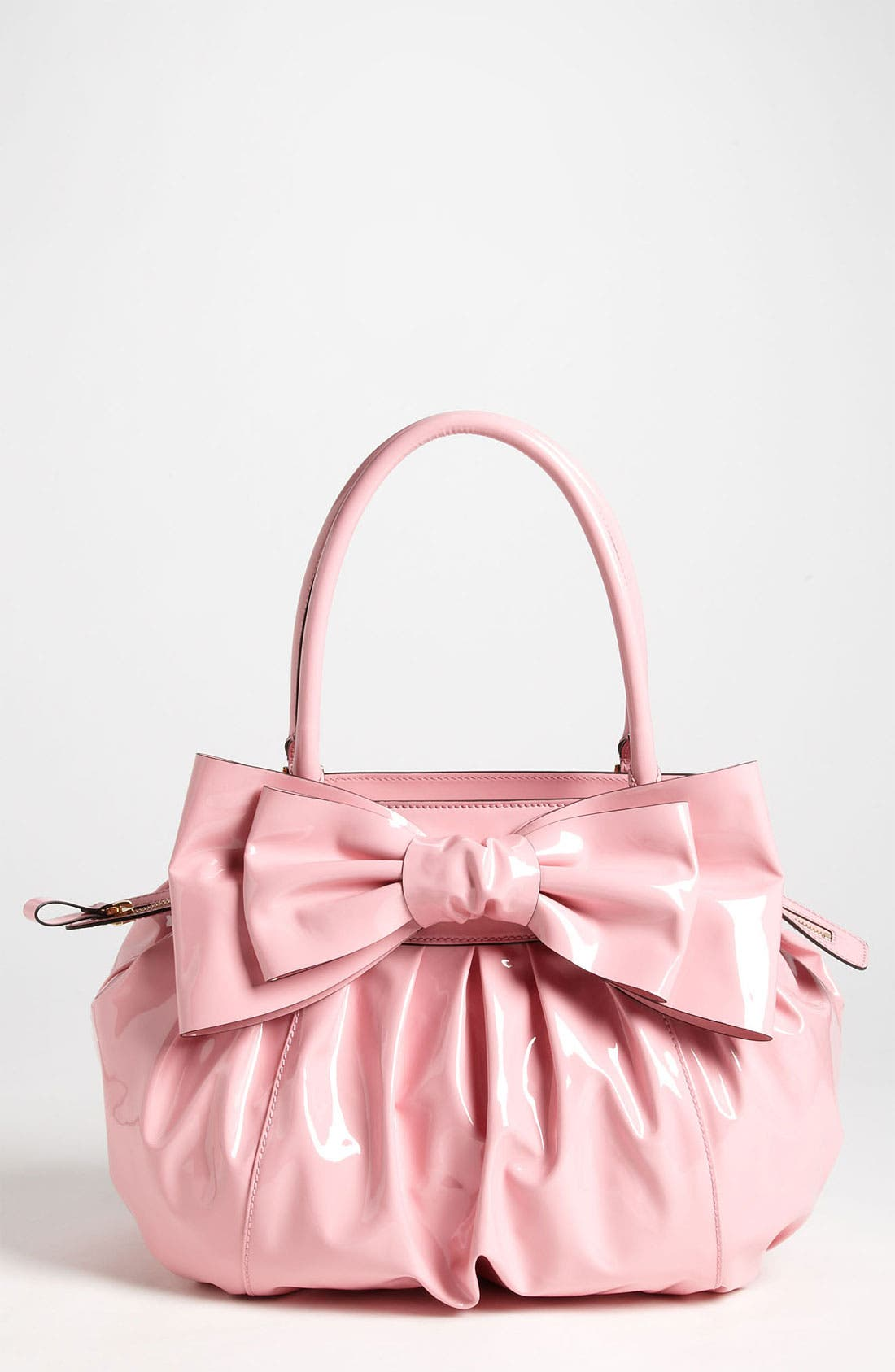 Alternate Image 1 Selected - Valentino 'Lacca Bow' Shopper