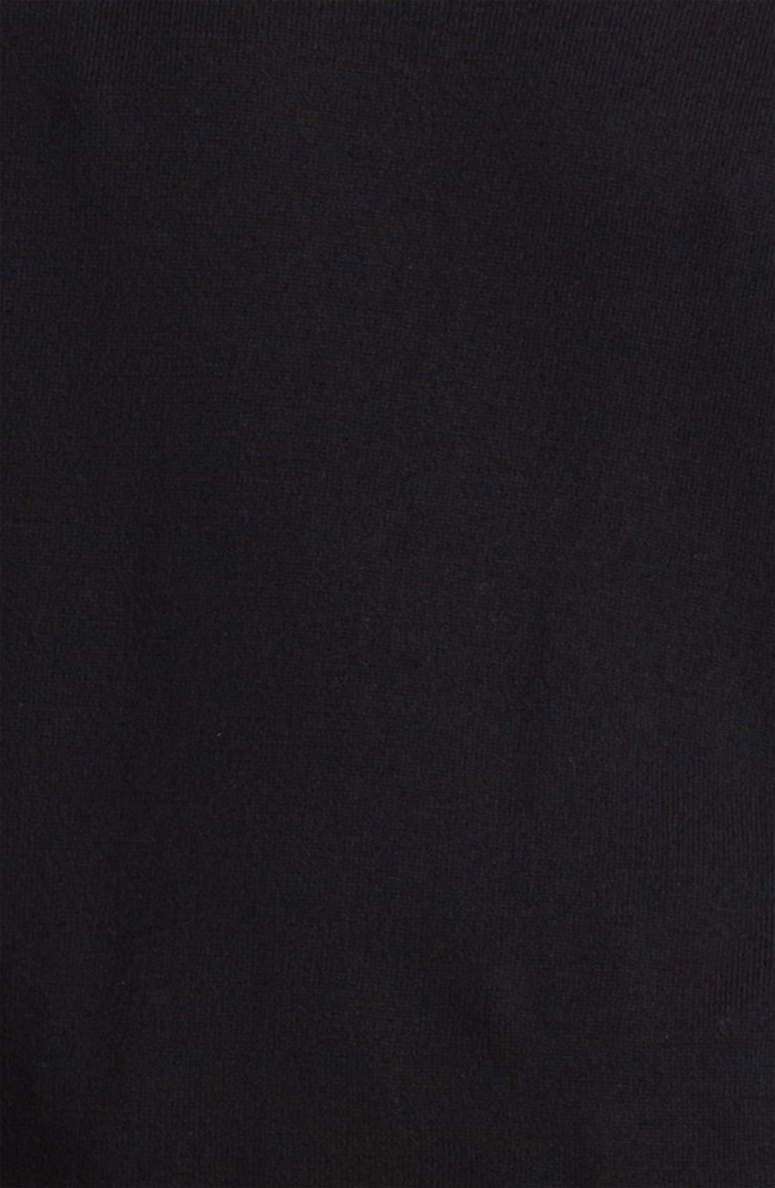 Alternate Image 3  - Skaist-Taylor Back Zip Wool Blend Sweater