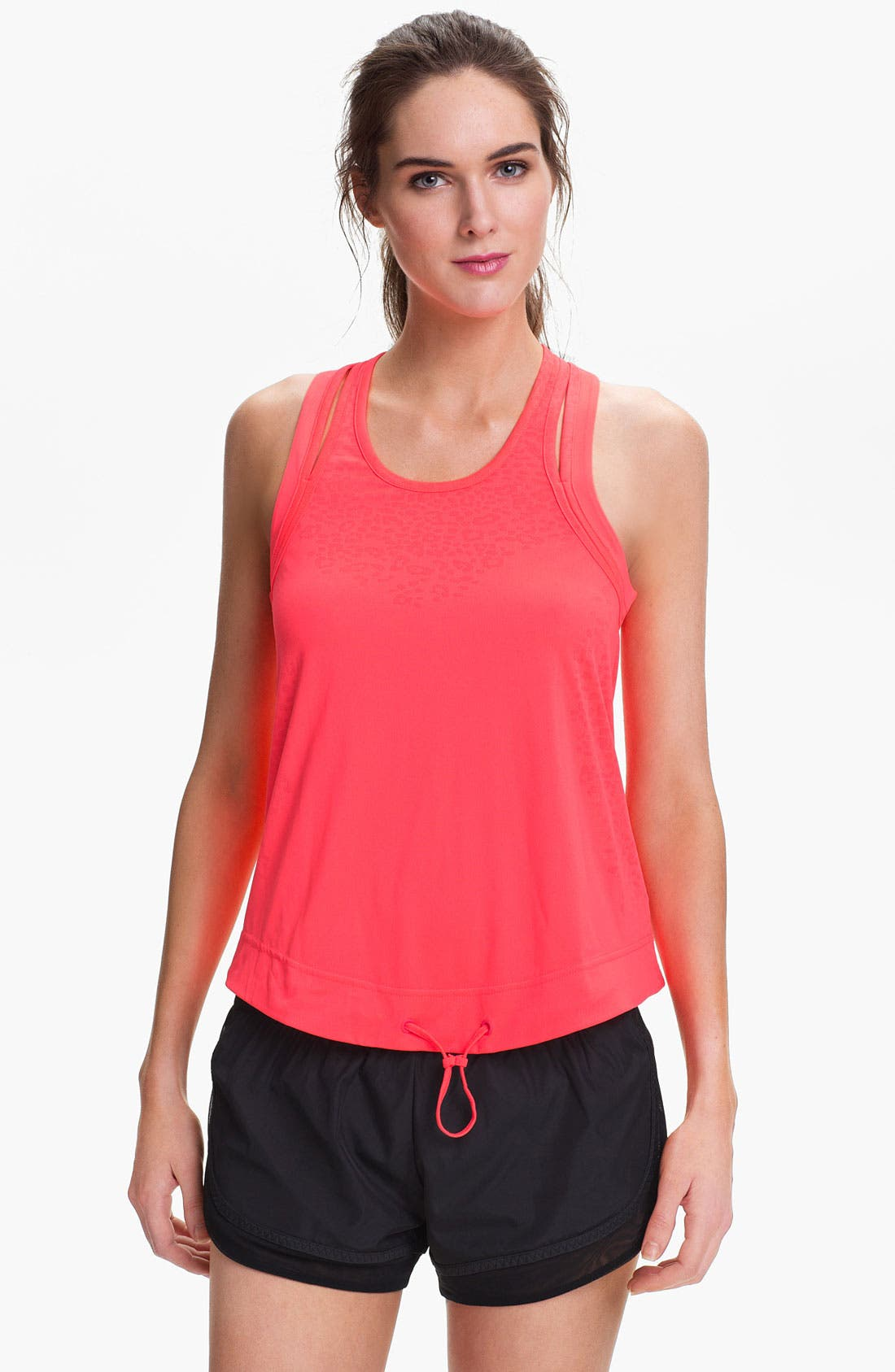Alternate Image 1 Selected - adidas by Stella McCartney 'Elite' Performance Tank
