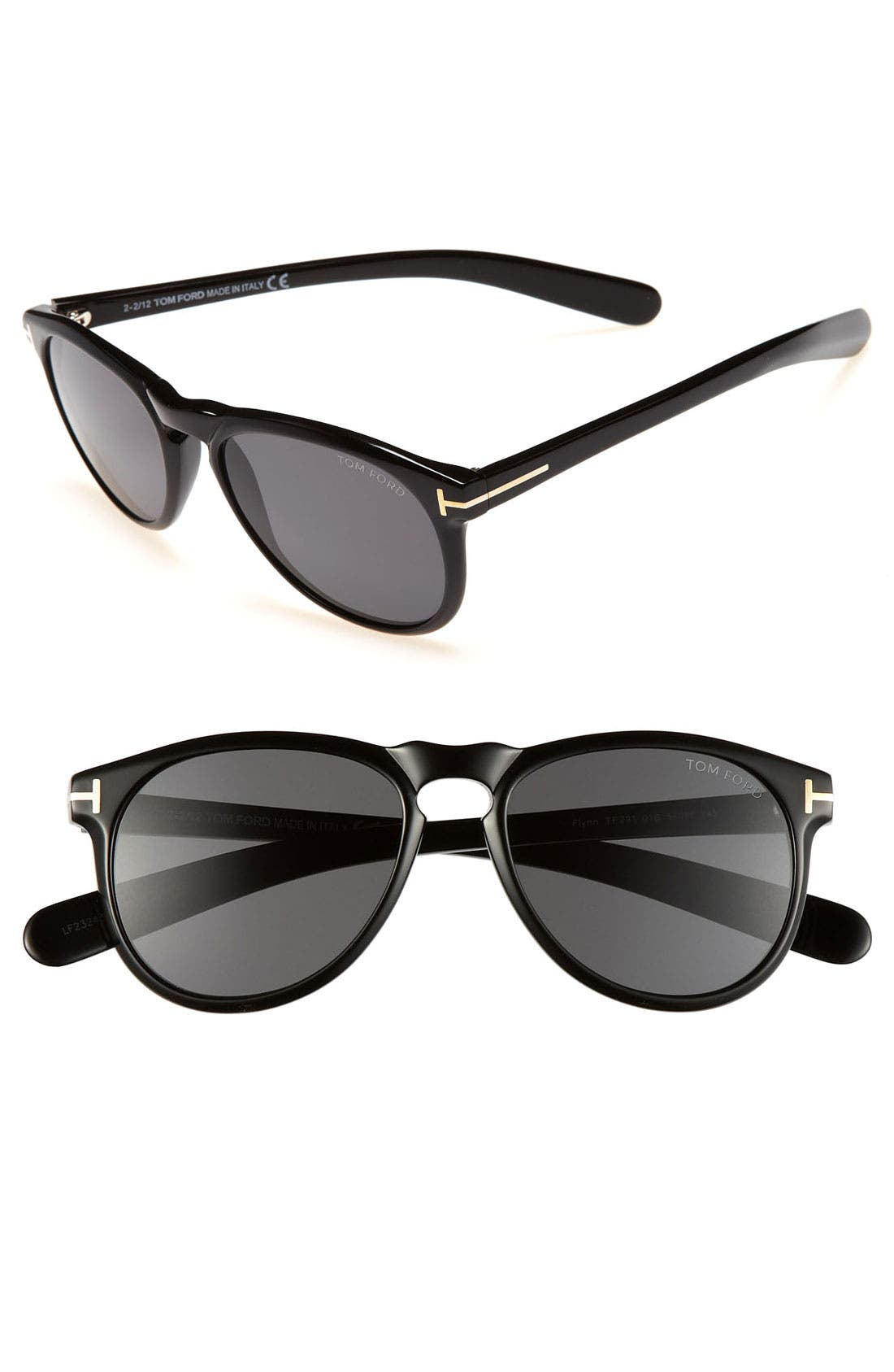 Alternate Image 1 Selected - Tom Ford 'Flynn' 54mm Sunglasses