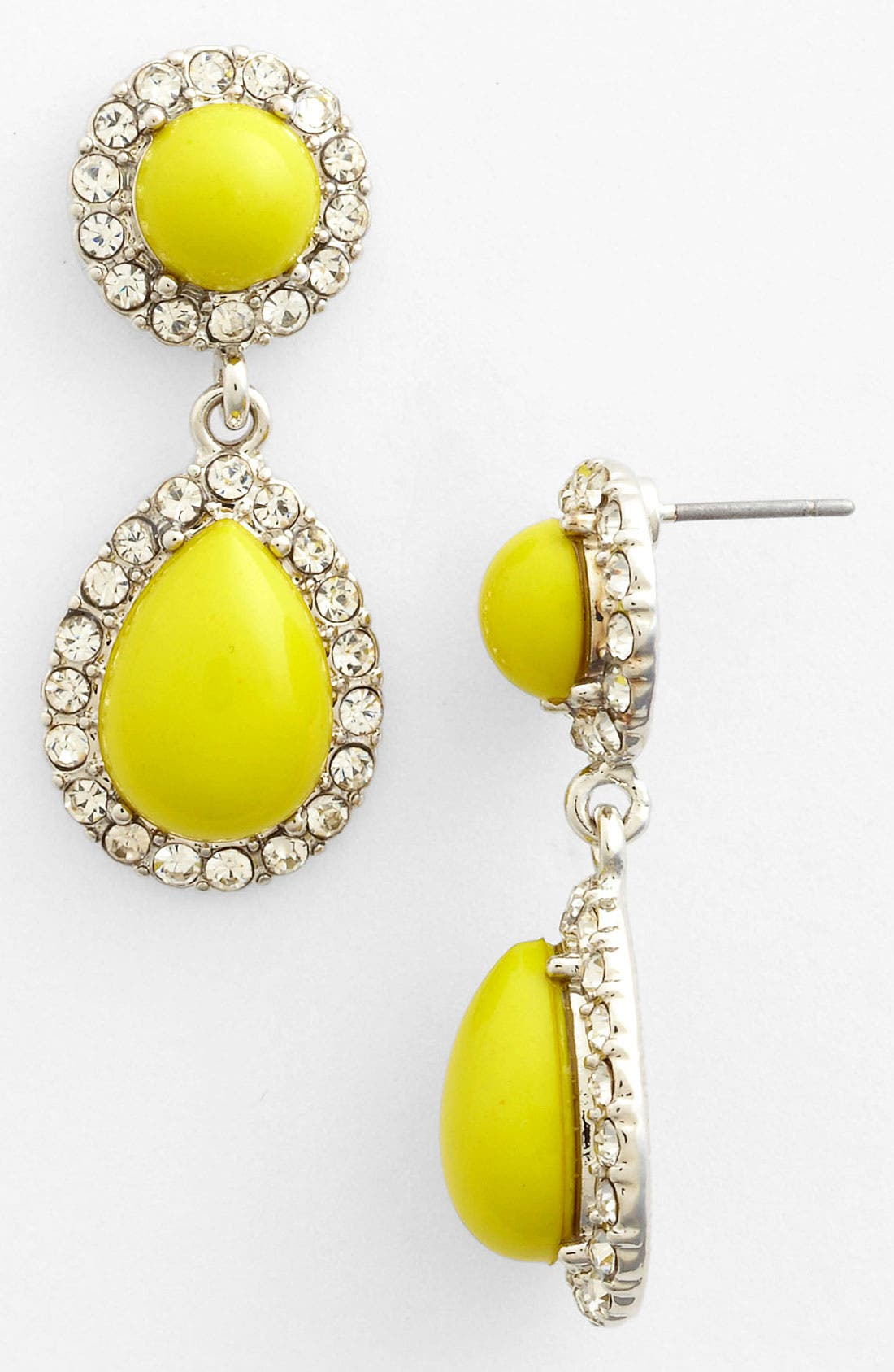 Alternate Image 1 Selected - Lydell NYC Drop Earrings