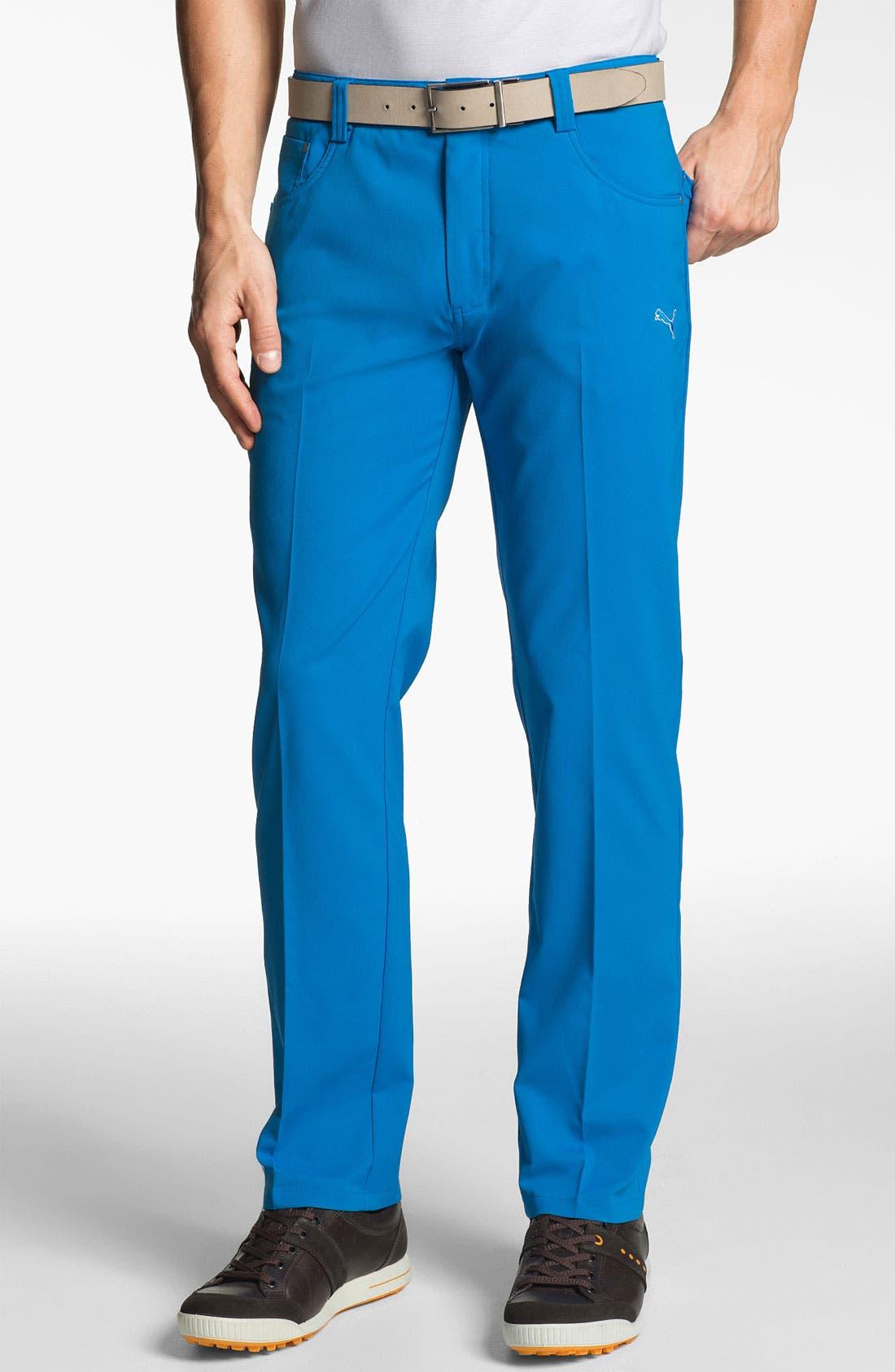 Alternate Image 1 Selected - PUMA GOLF Five Pocket Golf Pants
