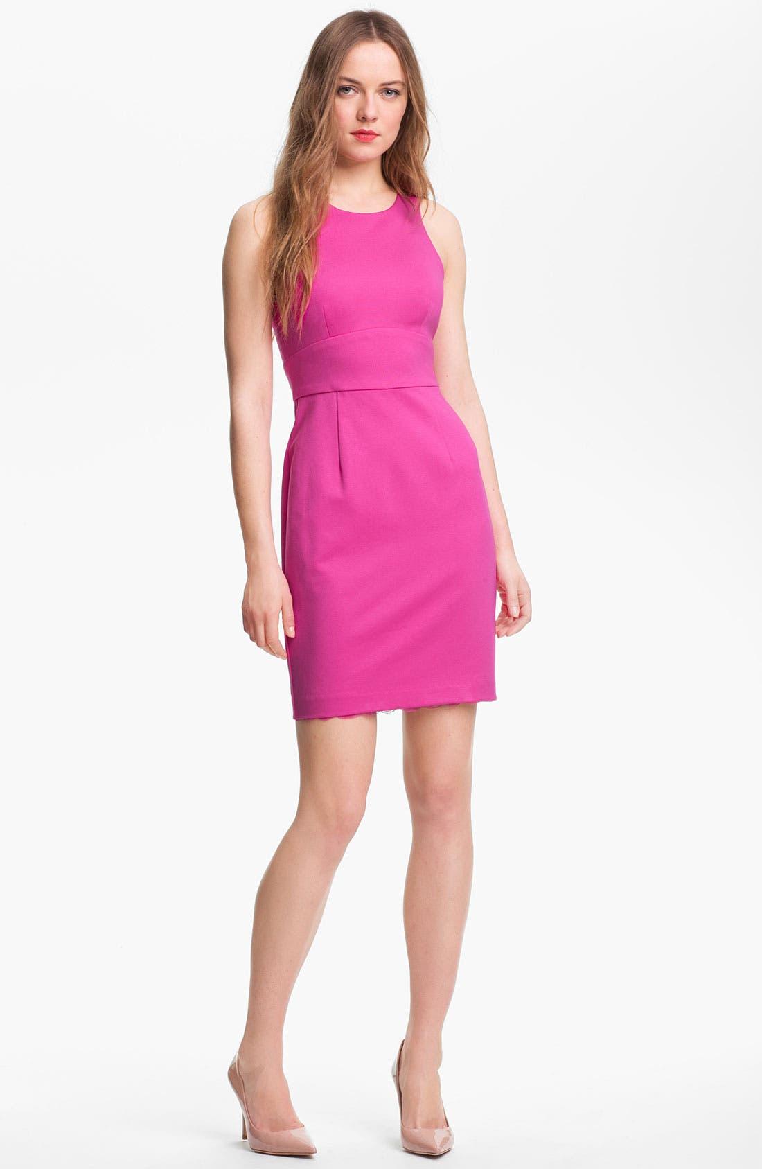 Main Image - Trina Turk 'Robyn' Stretch Sheath Dress