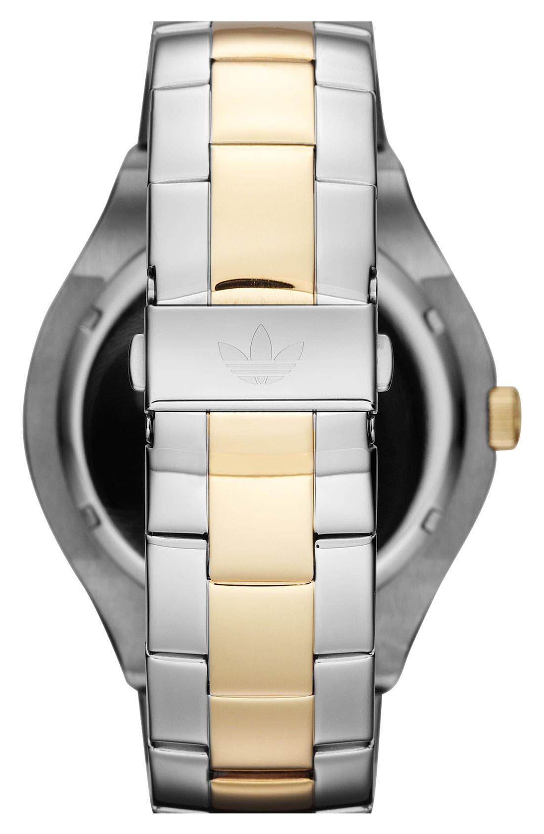 Alternate Image 3  - adidas Originals 'Melbourne' Round Dial Bracelet Watch