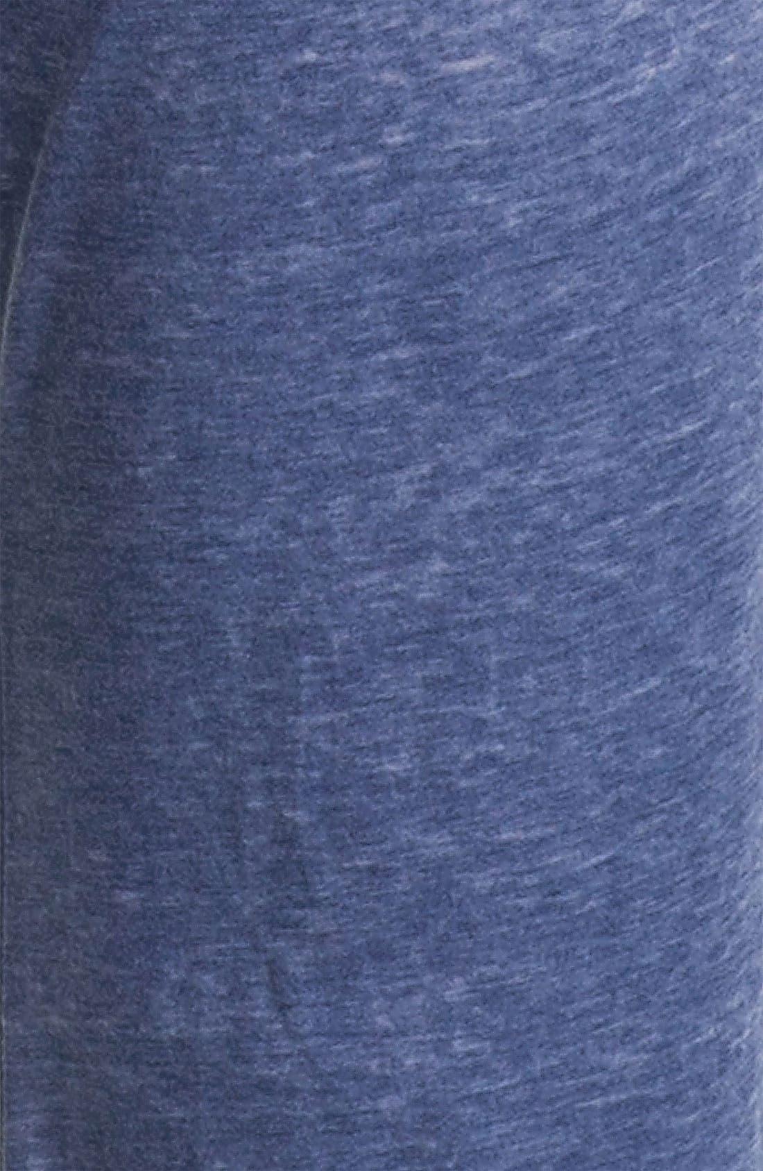 Alternate Image 5  - Daniel Buchler Burnout Knit Hoodie