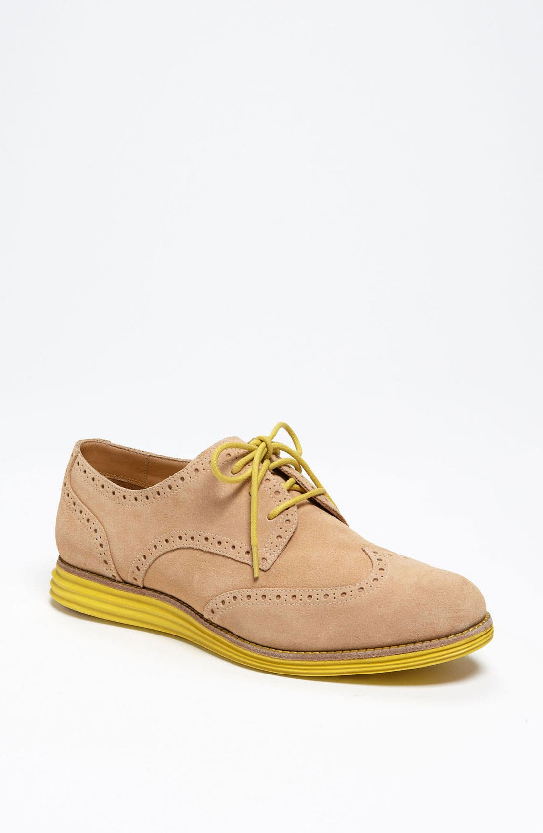 Main Image - Cole Haan 'LunarGrand' Wingtip Oxford (Women)