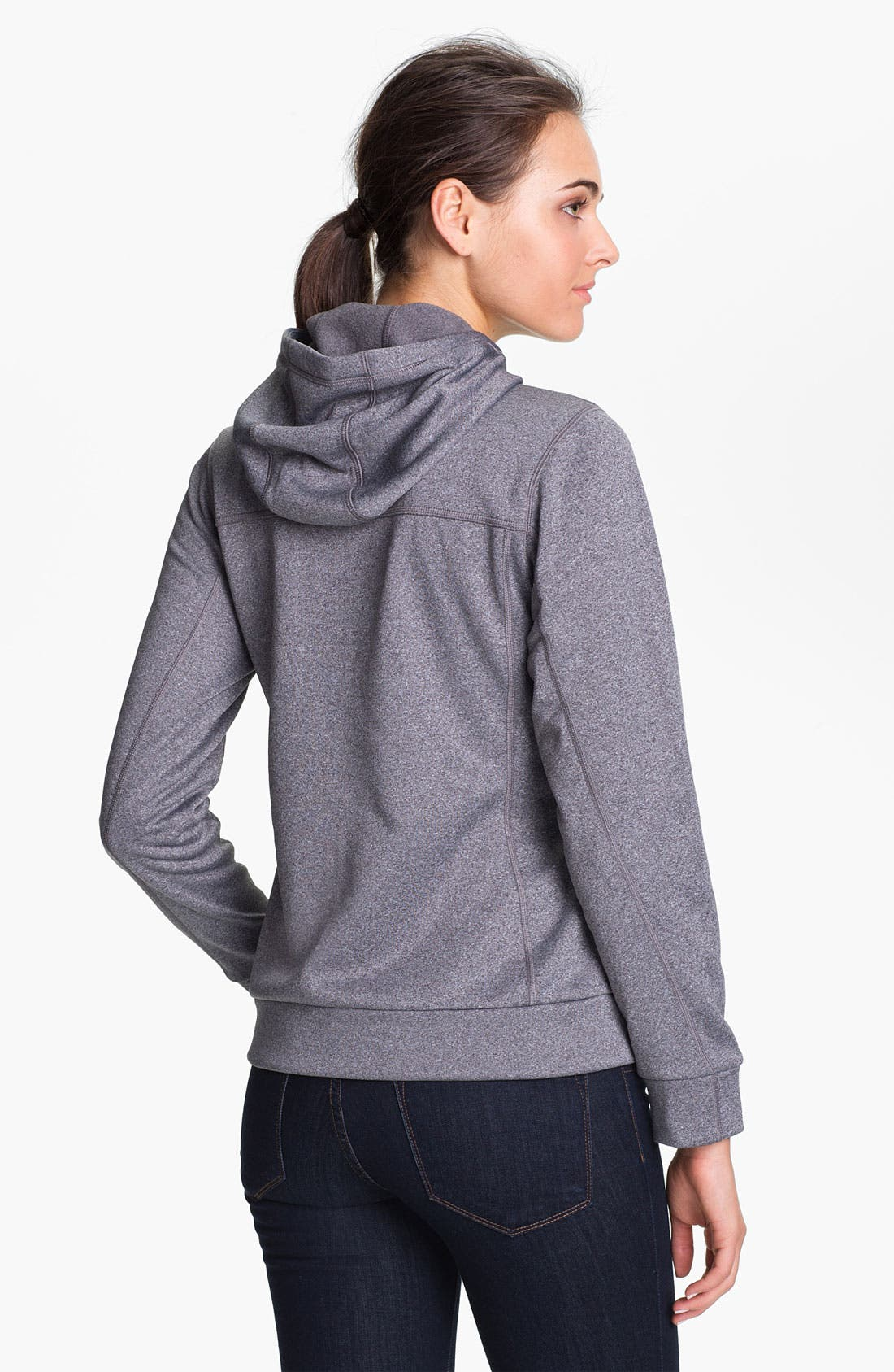Alternate Image 2  - The North Face 'Fave-Our-Ite' Full Zip Hoodie