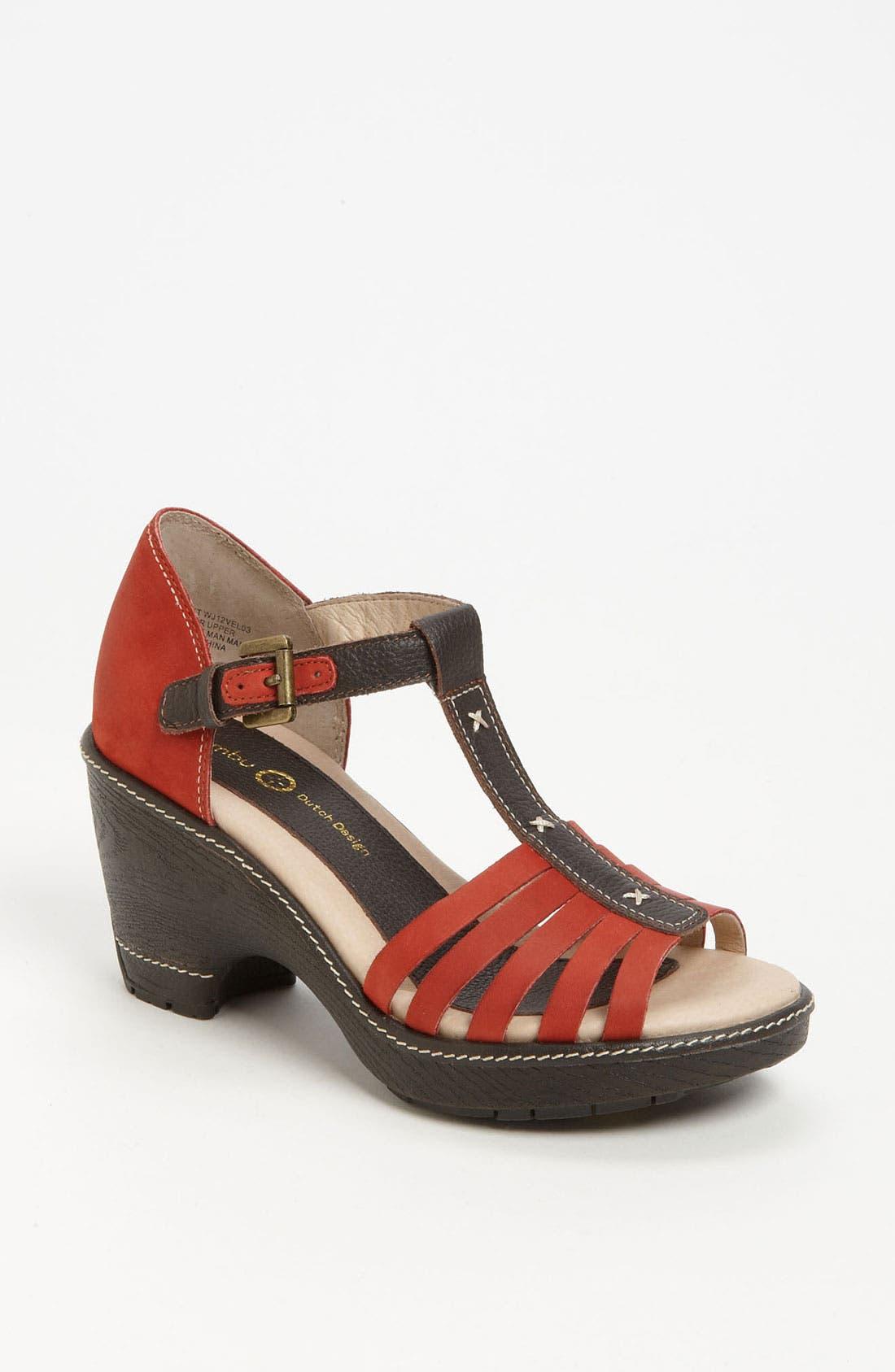 Alternate Image 1 Selected - Jambu 'Velvet' Sandal
