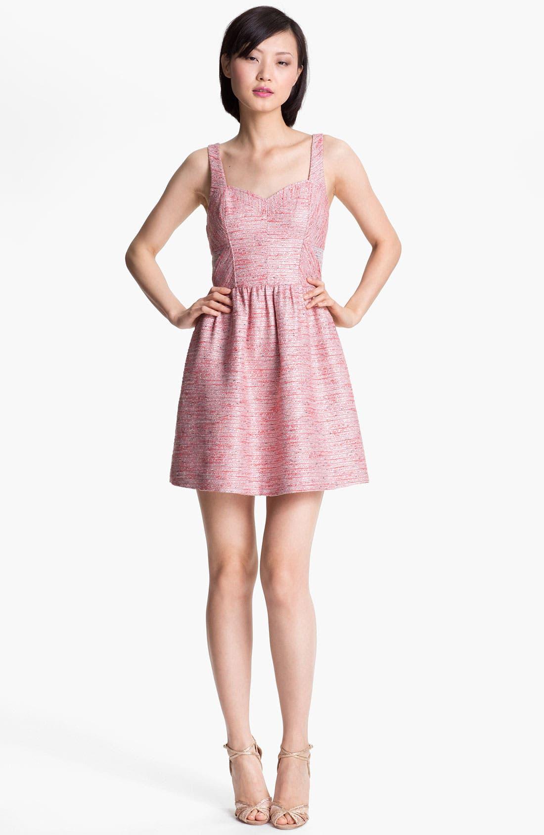 Main Image - Mcginn 'London' Tweed Dress