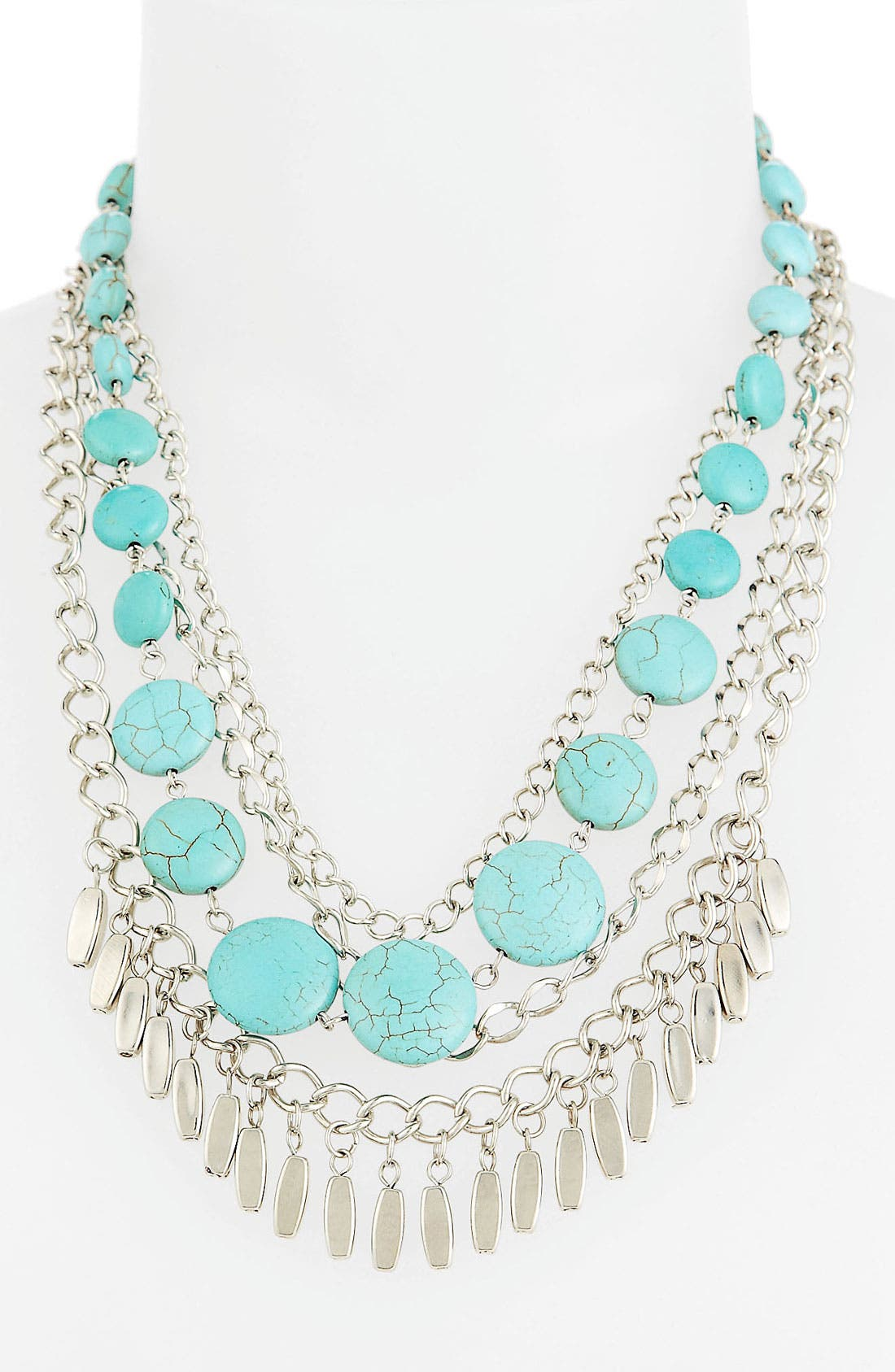 Main Image - BP. Multistrand Necklace