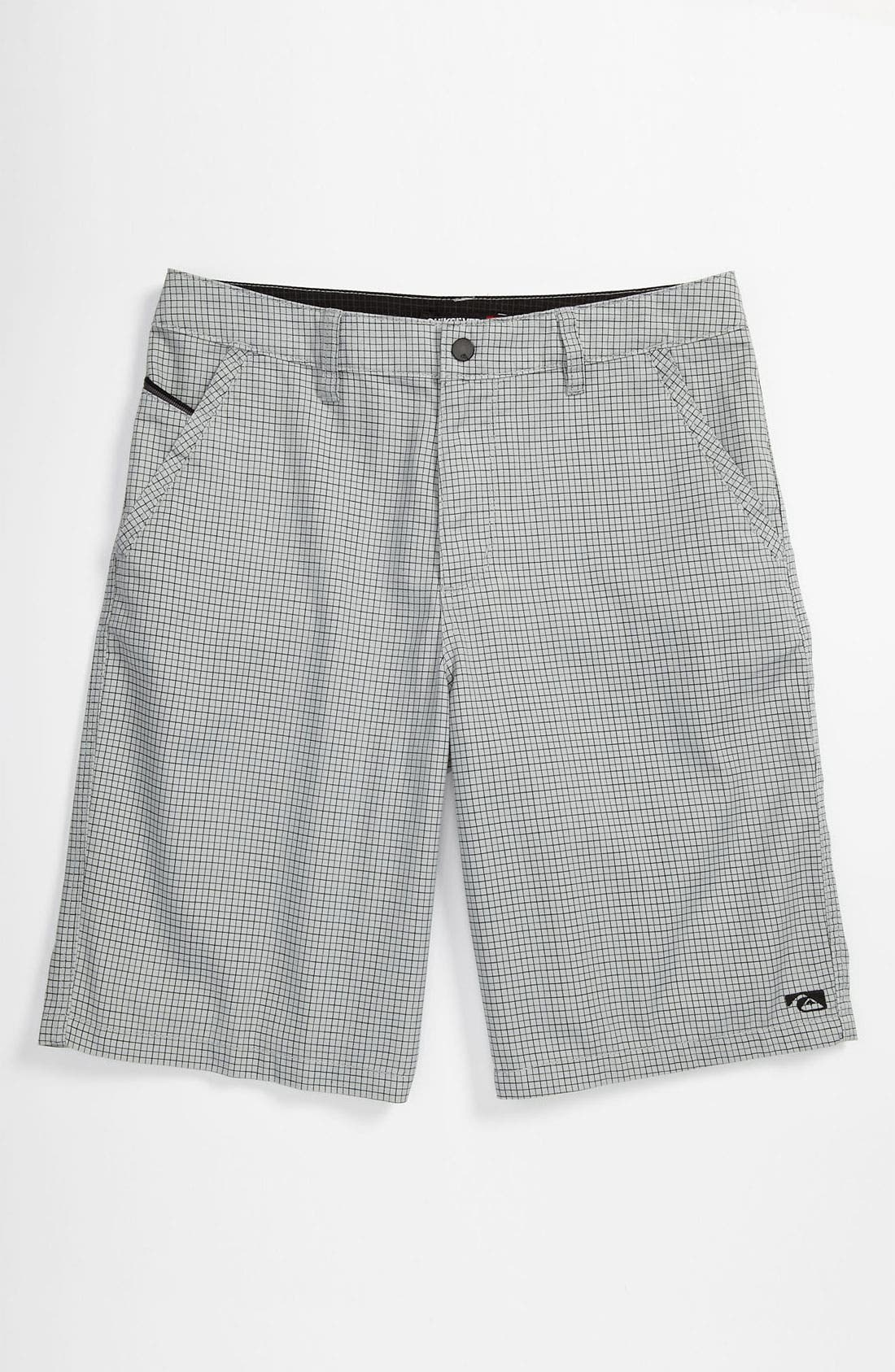Alternate Image 1 Selected - Quiksilver 'All In' Shorts (Big Boys)