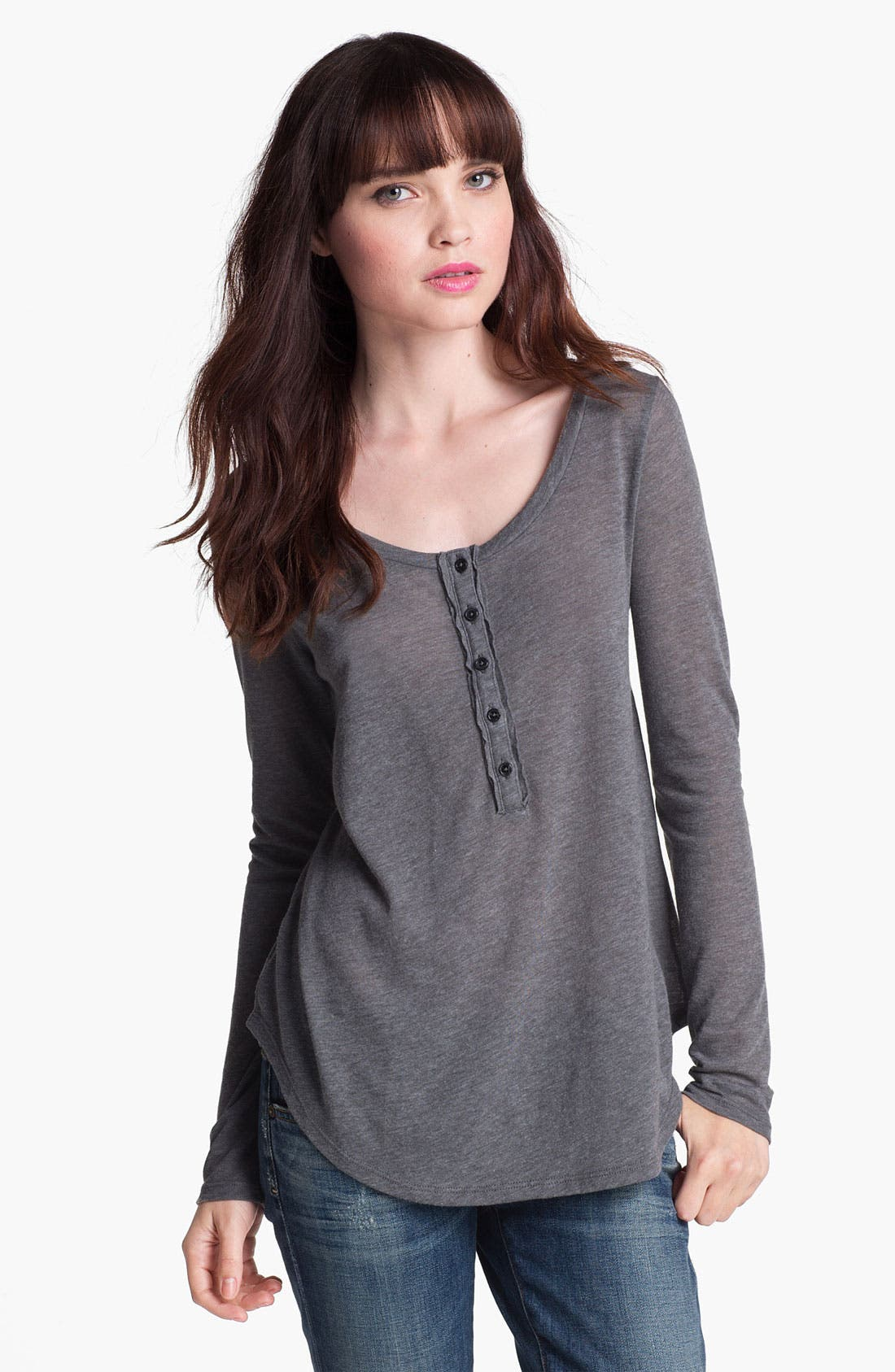 Alternate Image 1 Selected - Soft Joie 'Kora' Slouchy Henley