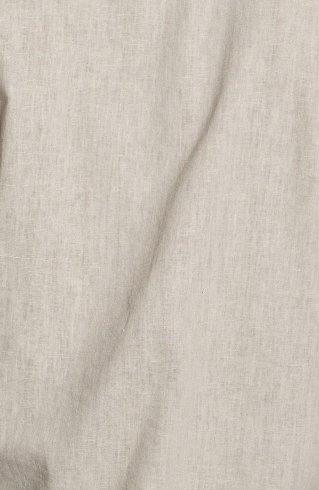 Alternate Image 3  - Victorinox Swiss Army® 'Villamont' Linen Blend Sport Shirt (Online Only)
