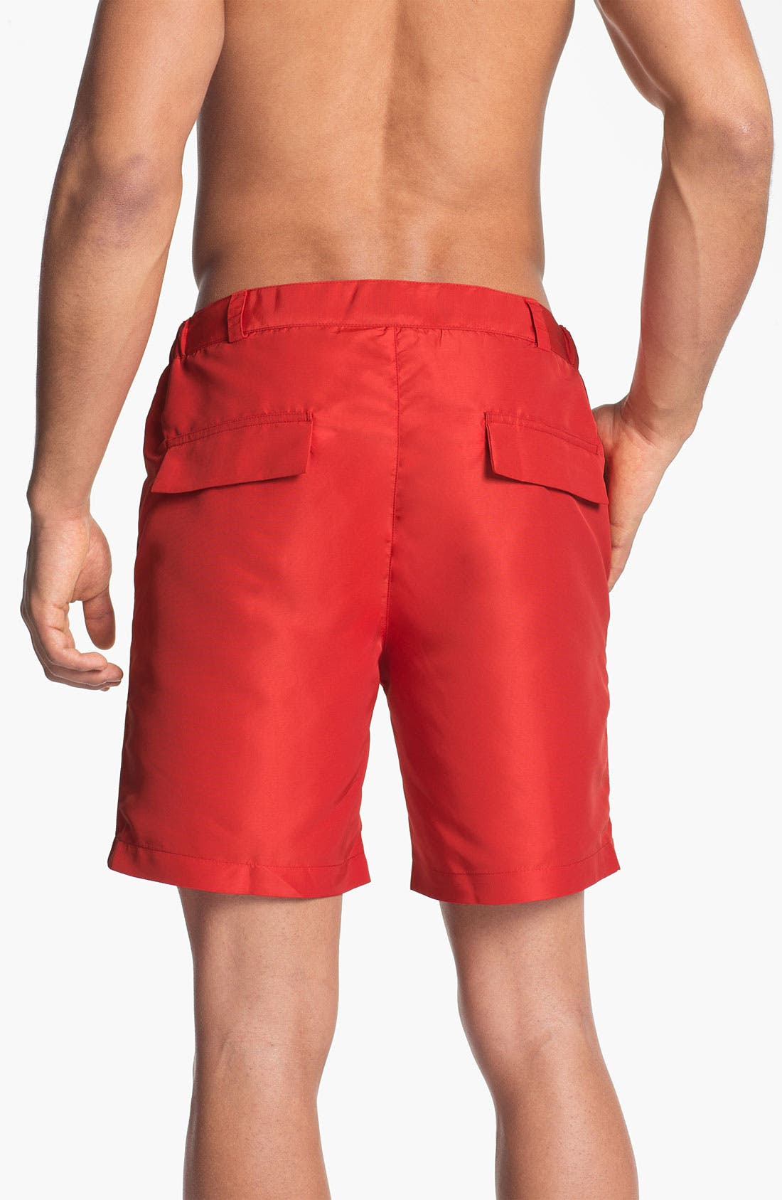 Alternate Image 2  - BOSS HUGO BOSS 'Tigerfish' Volley Swim Shorts (Men)