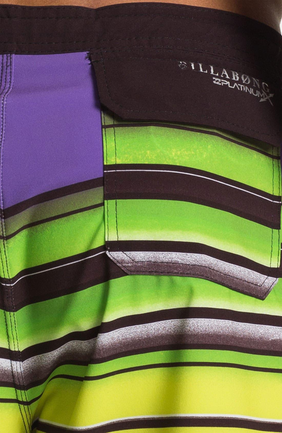 Alternate Image 3  - Billabong 'Iconic Stripe' Board Shorts