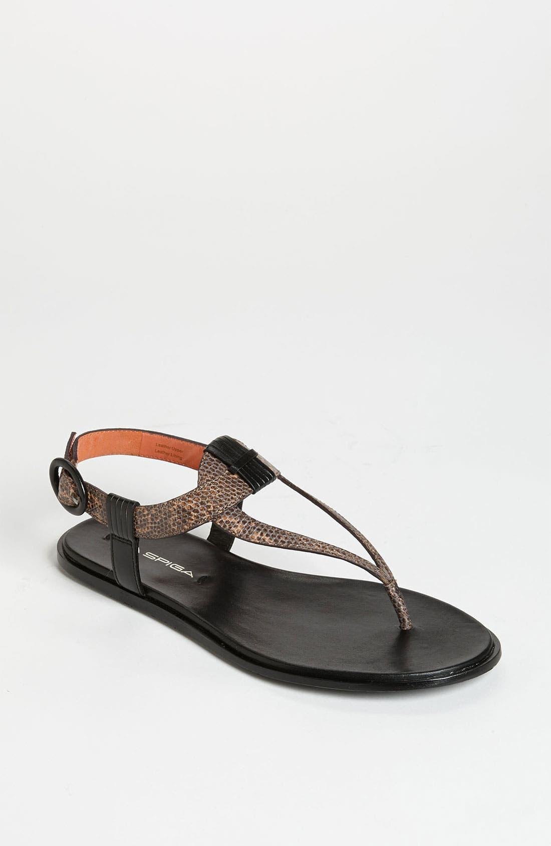 Alternate Image 1 Selected - Via Spiga 'Capris' Sandal