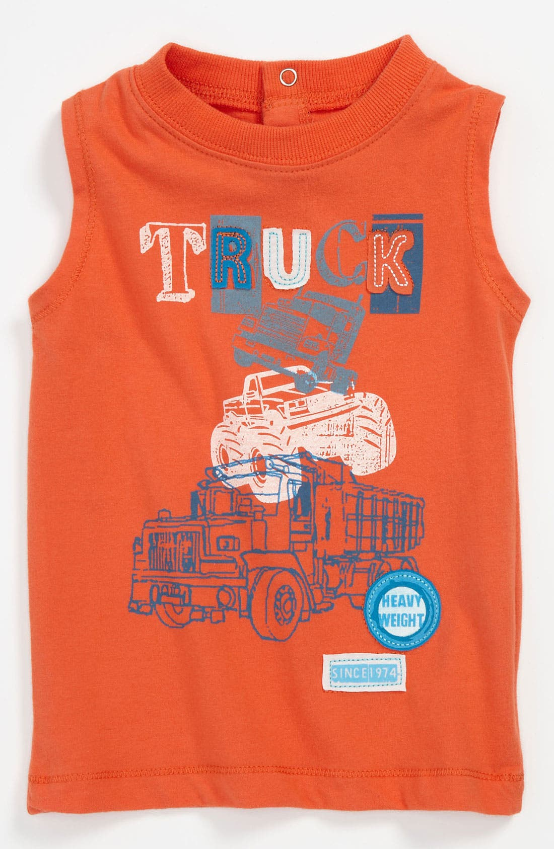 Main Image - Pumpkin Patch Tank Top (Baby)