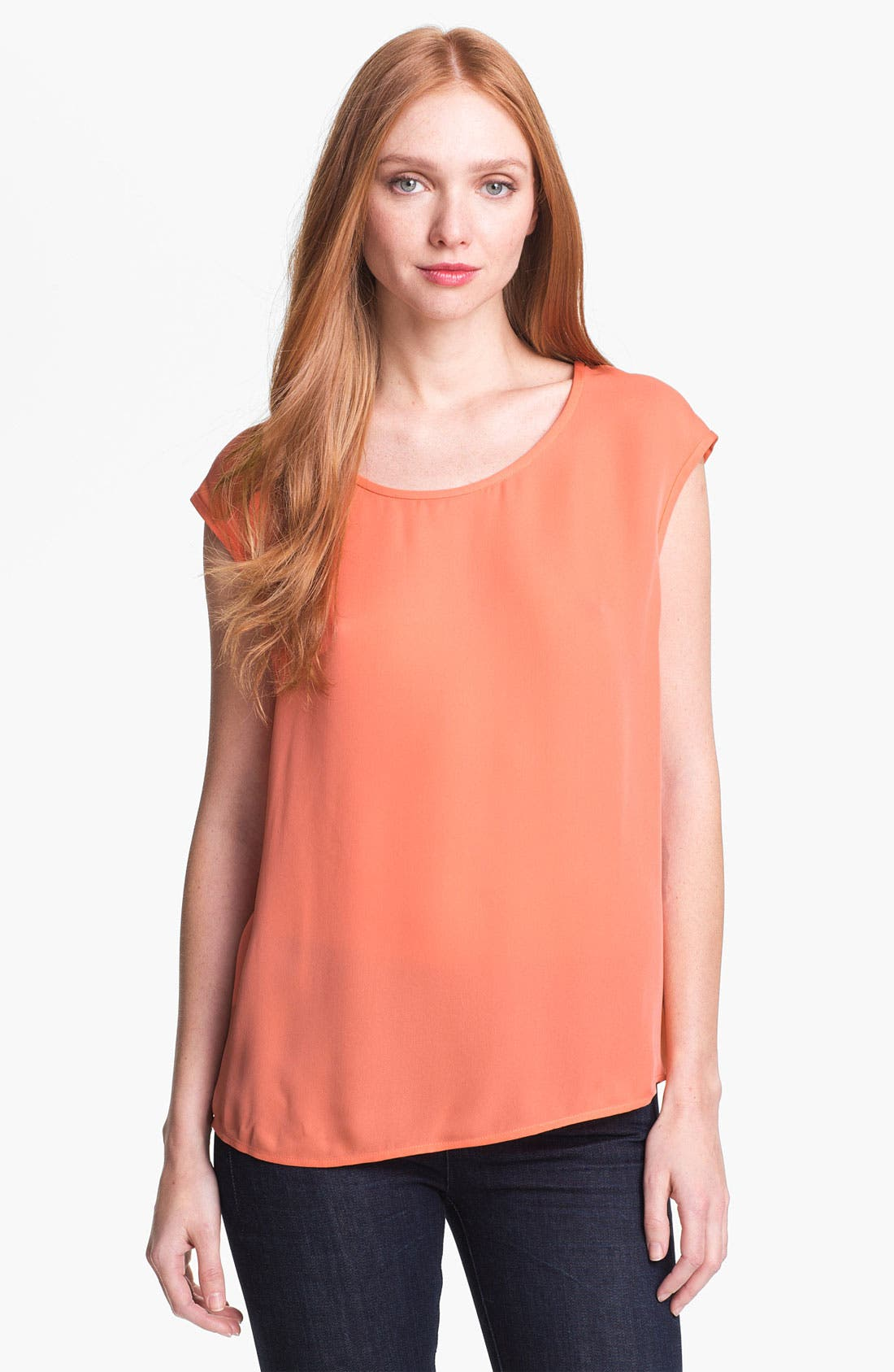 Alternate Image 1 Selected - Joie 'Torrance' Silk Top
