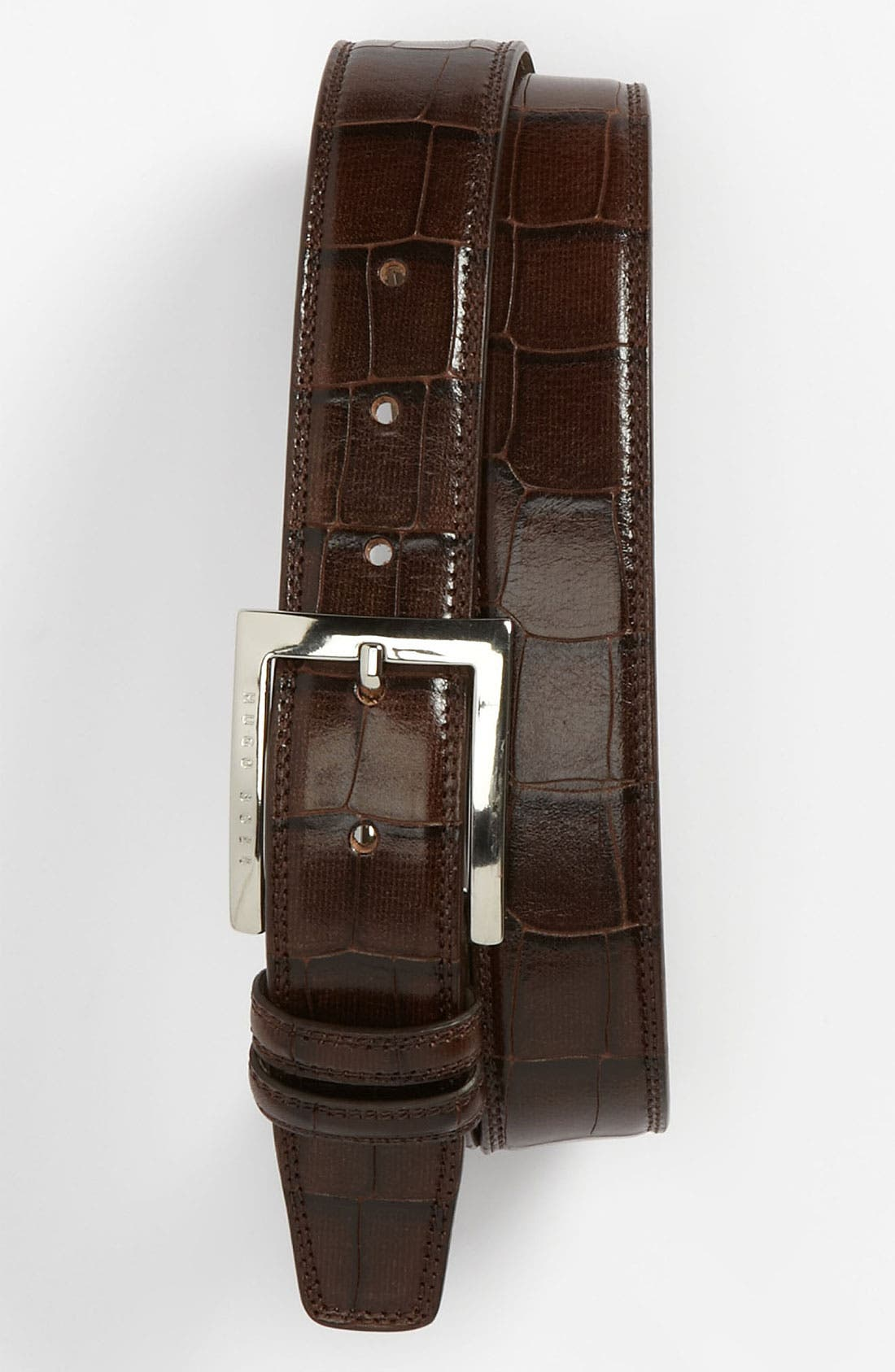 Alternate Image 1 Selected - BOSS HUGO BOSS 'Petrios' Belt