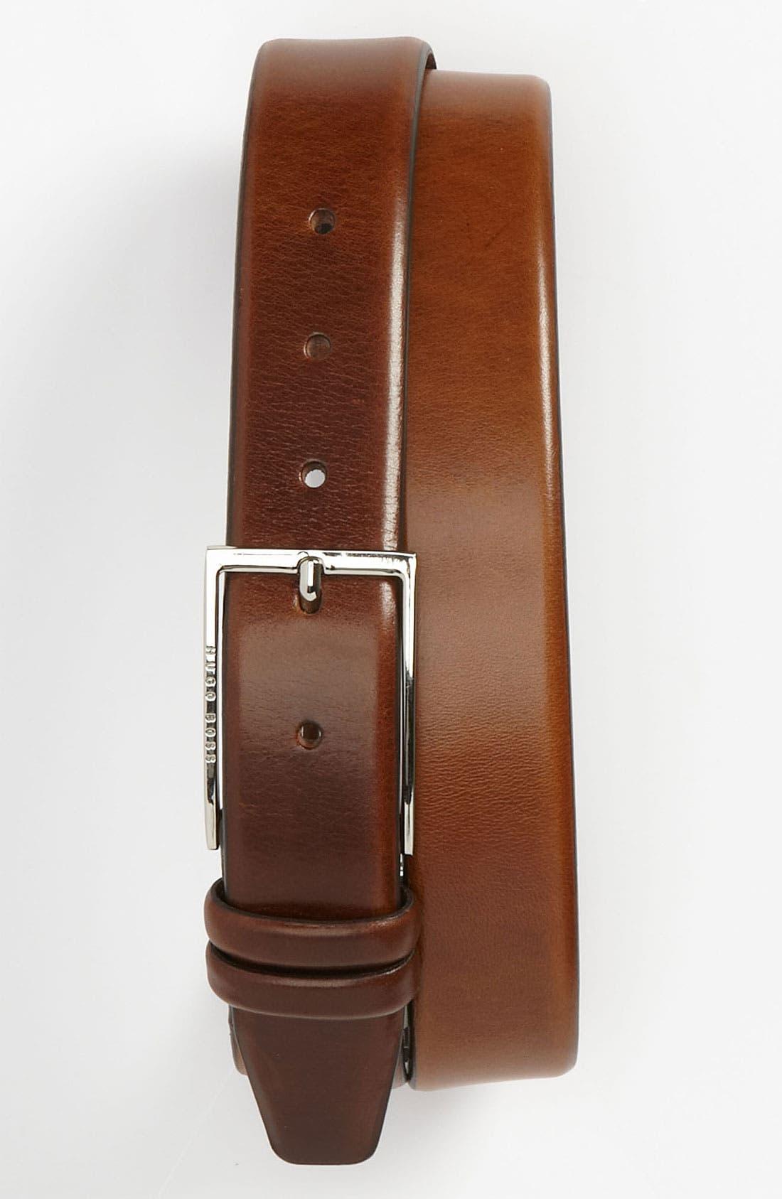 Alternate Image 1 Selected - BOSS HUGO BOSS 'Carmello' Belt