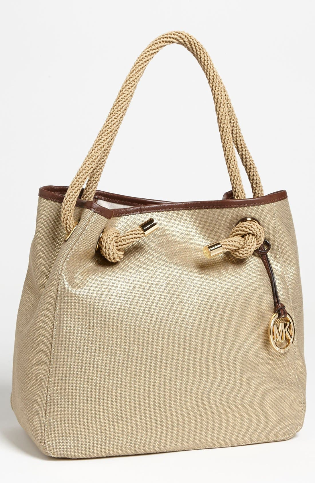 Alternate Image 1 Selected - MICHAEL Michael Kors 'Marina - Large' Tote