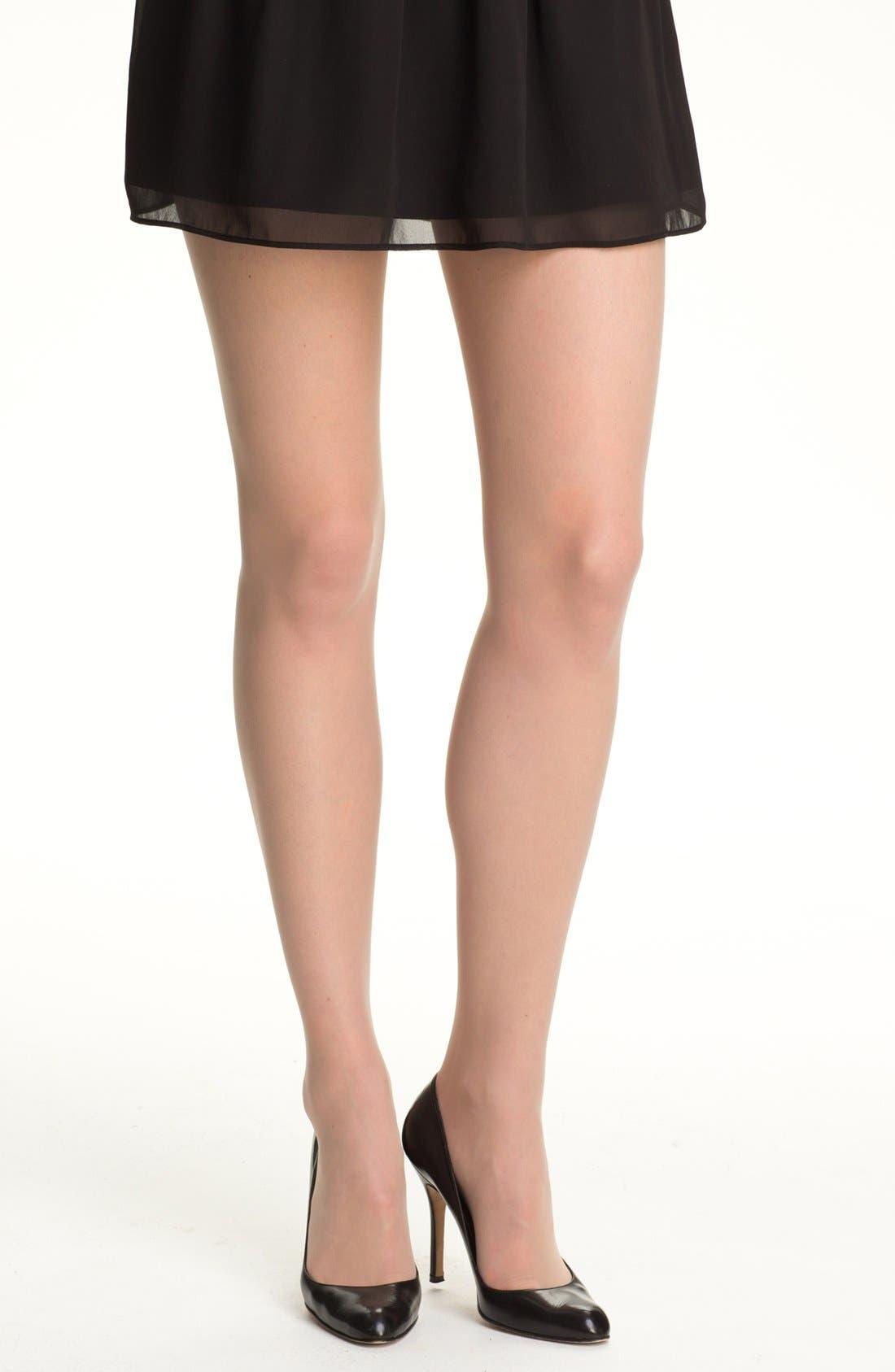 'Princess' Sheer Pantyhose,                         Main,                         color, Diana