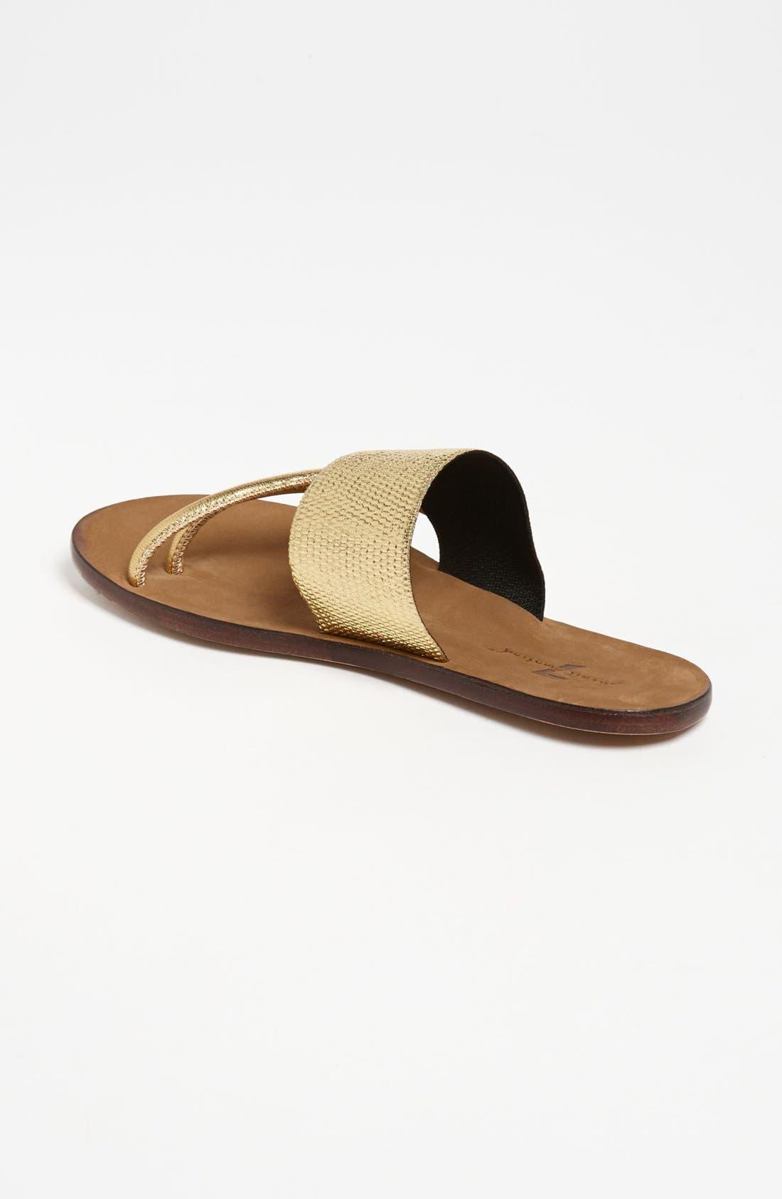 Alternate Image 2  - 7 For All Mankind® 'Zaira' Sandal (Online Only)