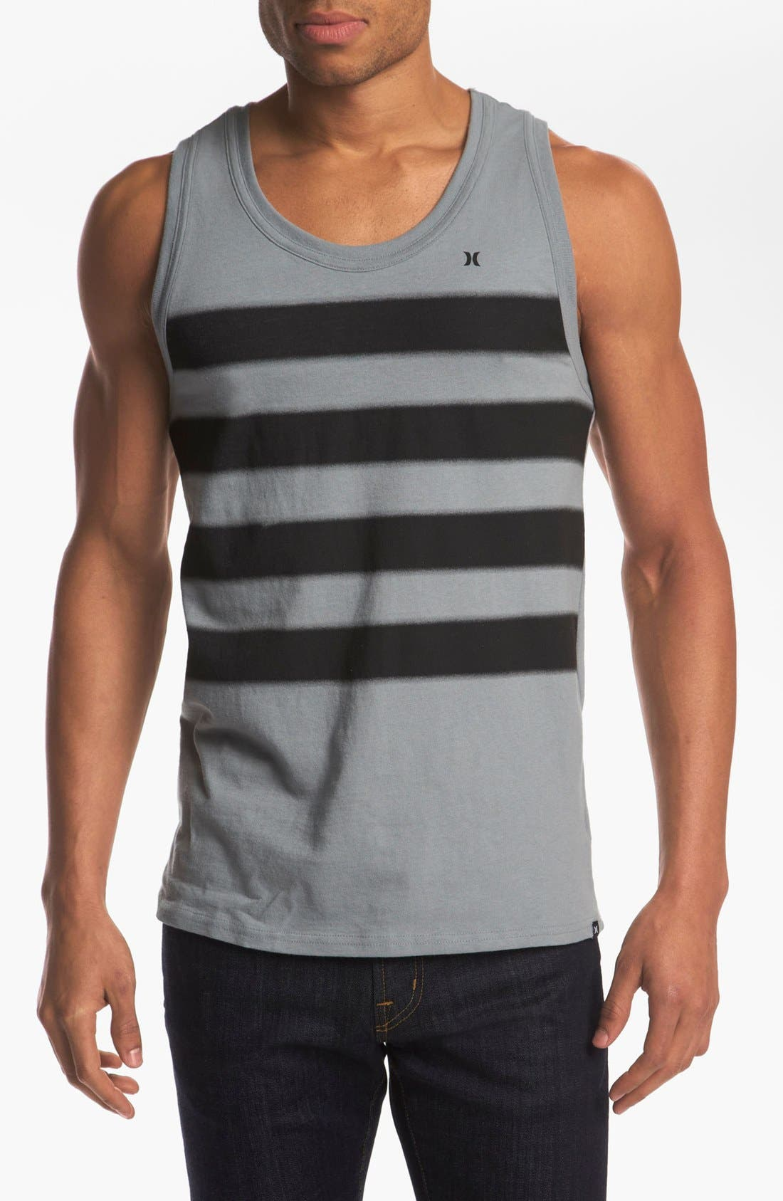 Alternate Image 1 Selected - Hurley 'Motion' Tank Top