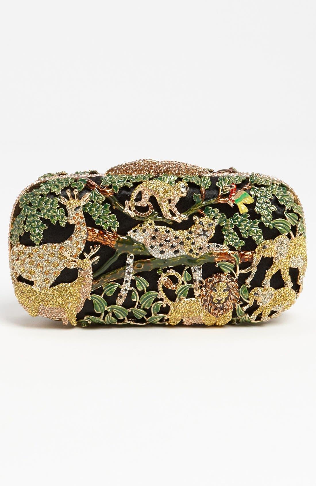 Alternate Image 4  - Tasha 'Jungle' Clutch