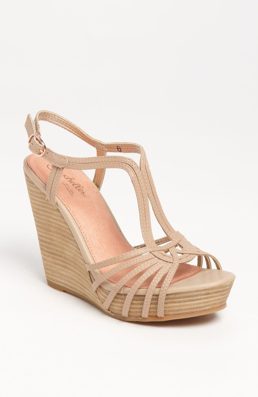 Alternate Image 1 Selected - Seychelles 'Gale Force' Sandal