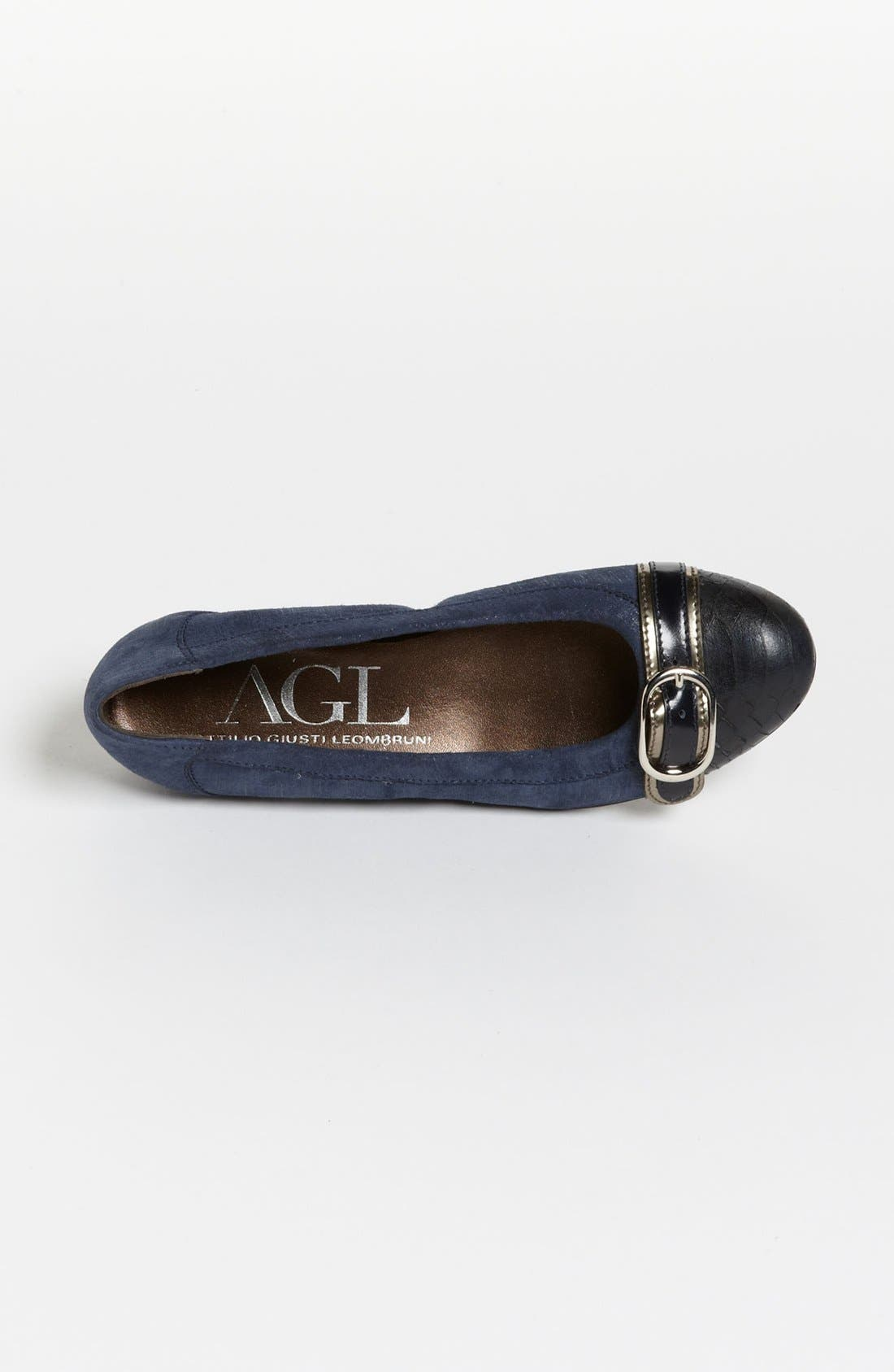 Alternate Image 3  - Attilio Giusti Leombruni Buckle Ballet Flat