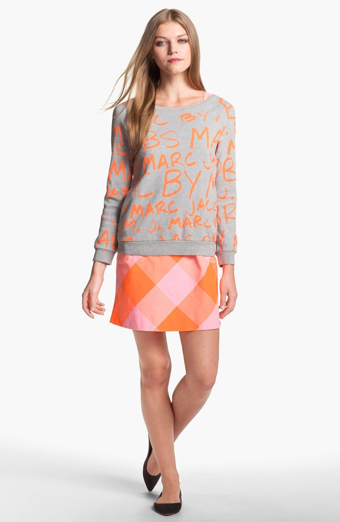Main Image - MARC BY MARC JACOBS 'MBMJ' Sweatshirt