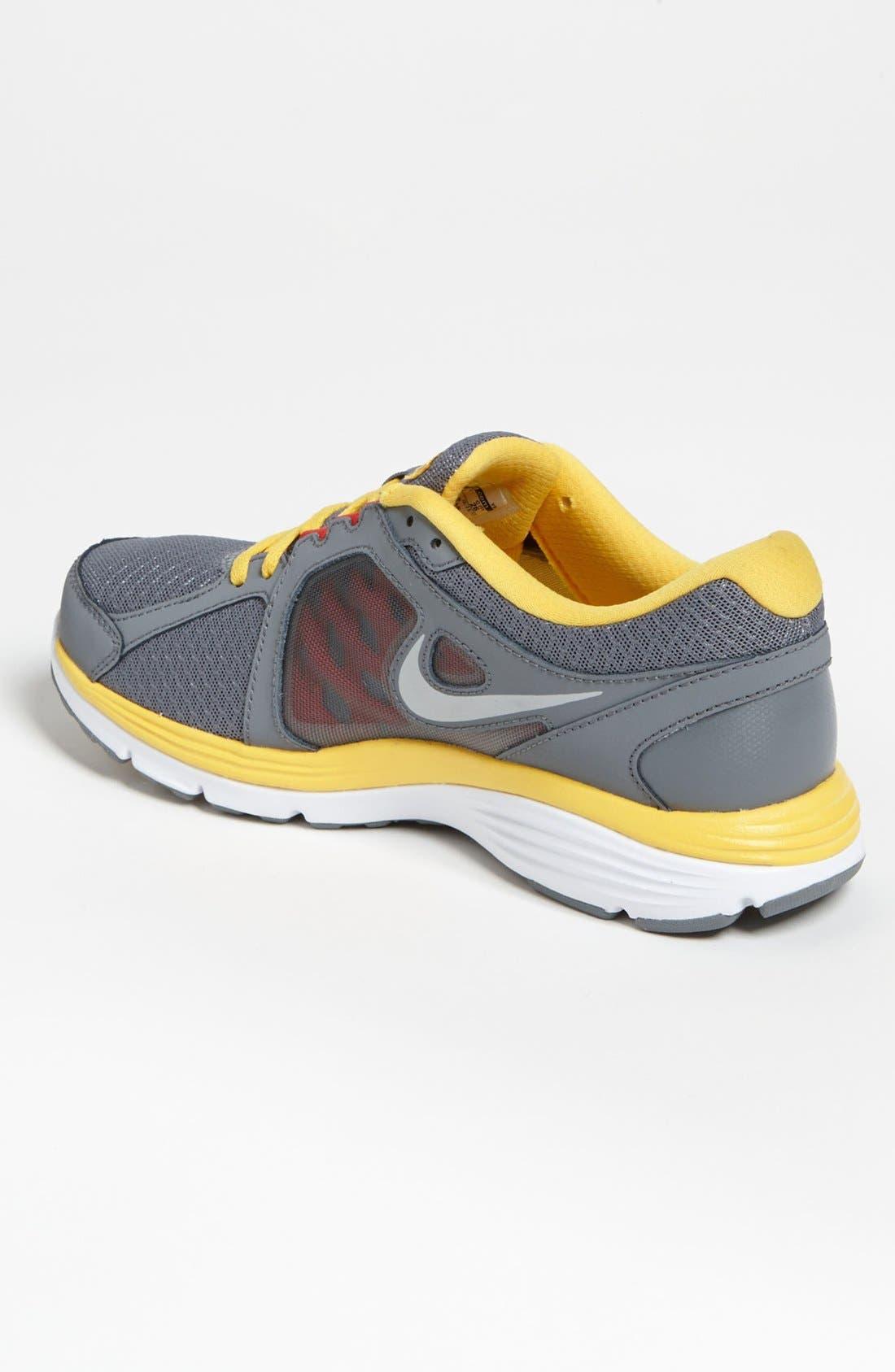Alternate Image 2  - Nike 'Dual Fusion Run Livestrong' Running Shoe (Men)