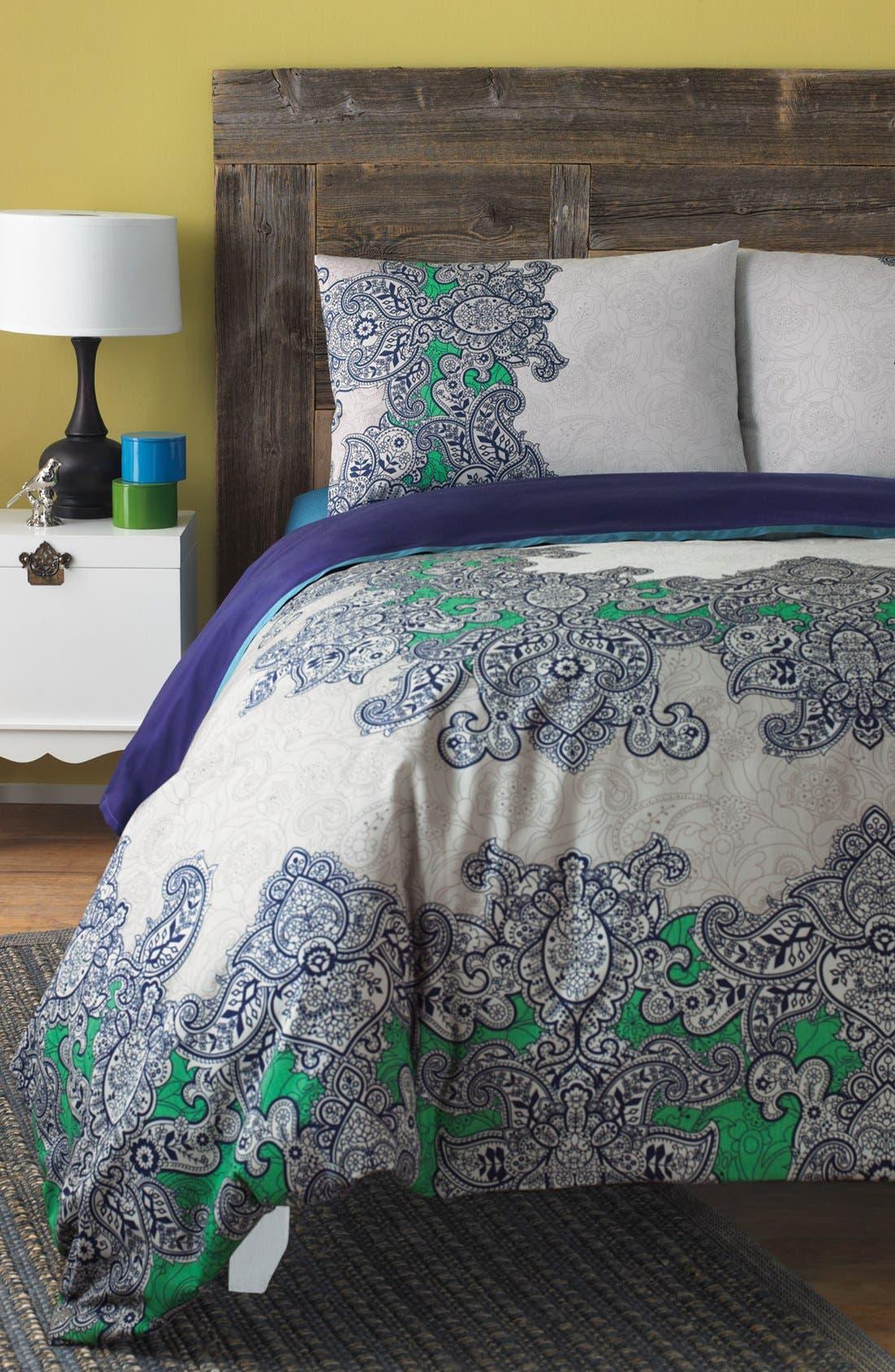 Alternate Image 1 Selected - KAS Designs 'Frenti' Duvet Cover (Online Only)